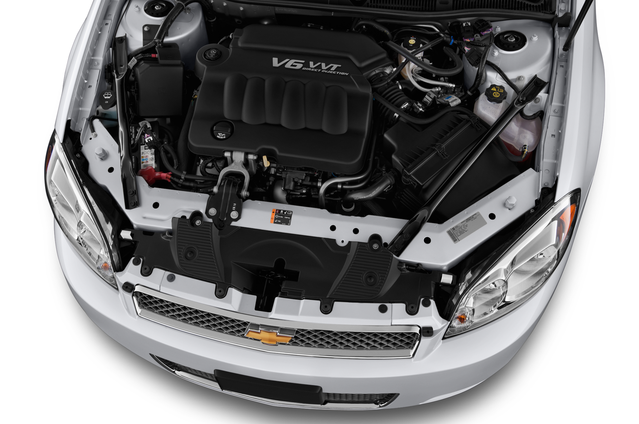 2013 Chevrolet Impala To Continue As Fleet-Only Model