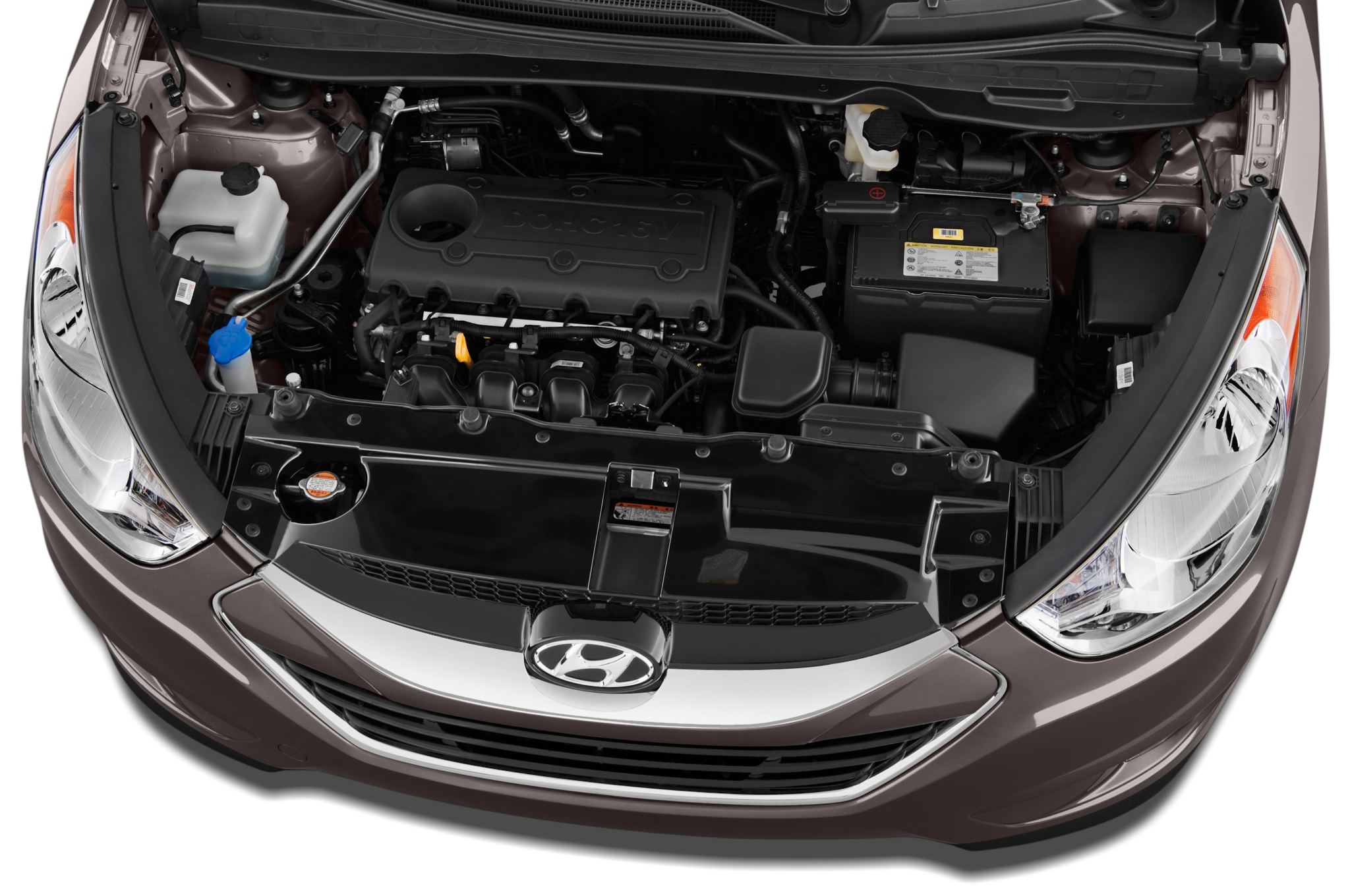 Euro-Spec ix35 Previews 2014 Hyundai Tucson