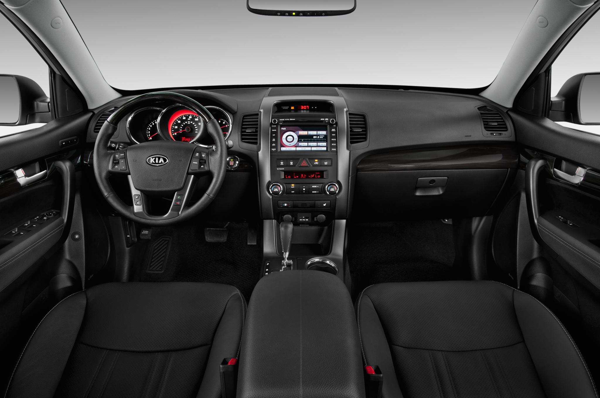 Kia Sorento 2013 (Обзор) Технические характеристики