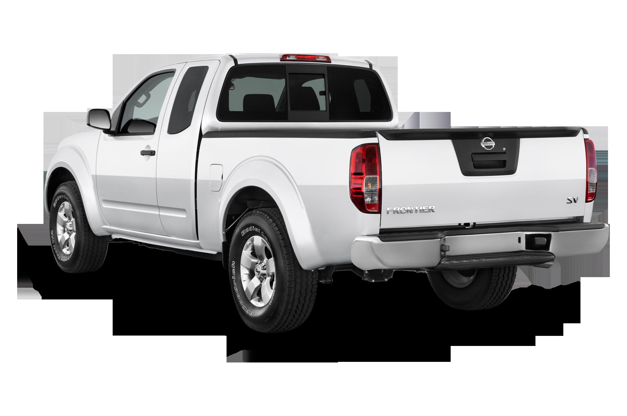 2013 Nissan Frontier PRO-4X Crew Cab - Automobile Magazine