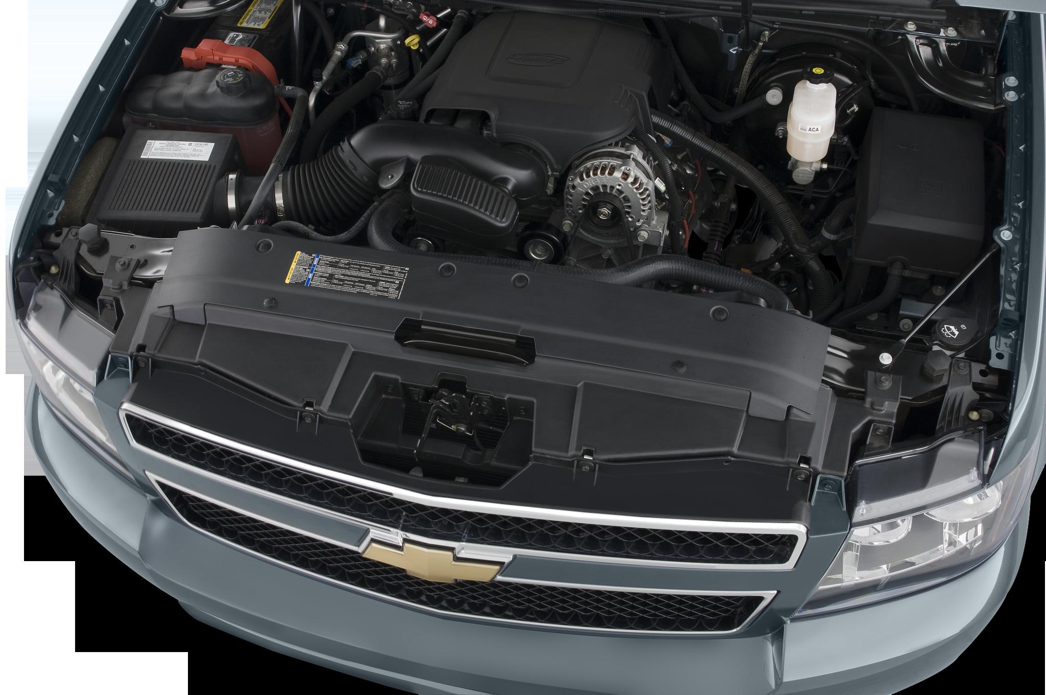 2015 GMC Yukon Chevrolet Tahoe Spotted Testing