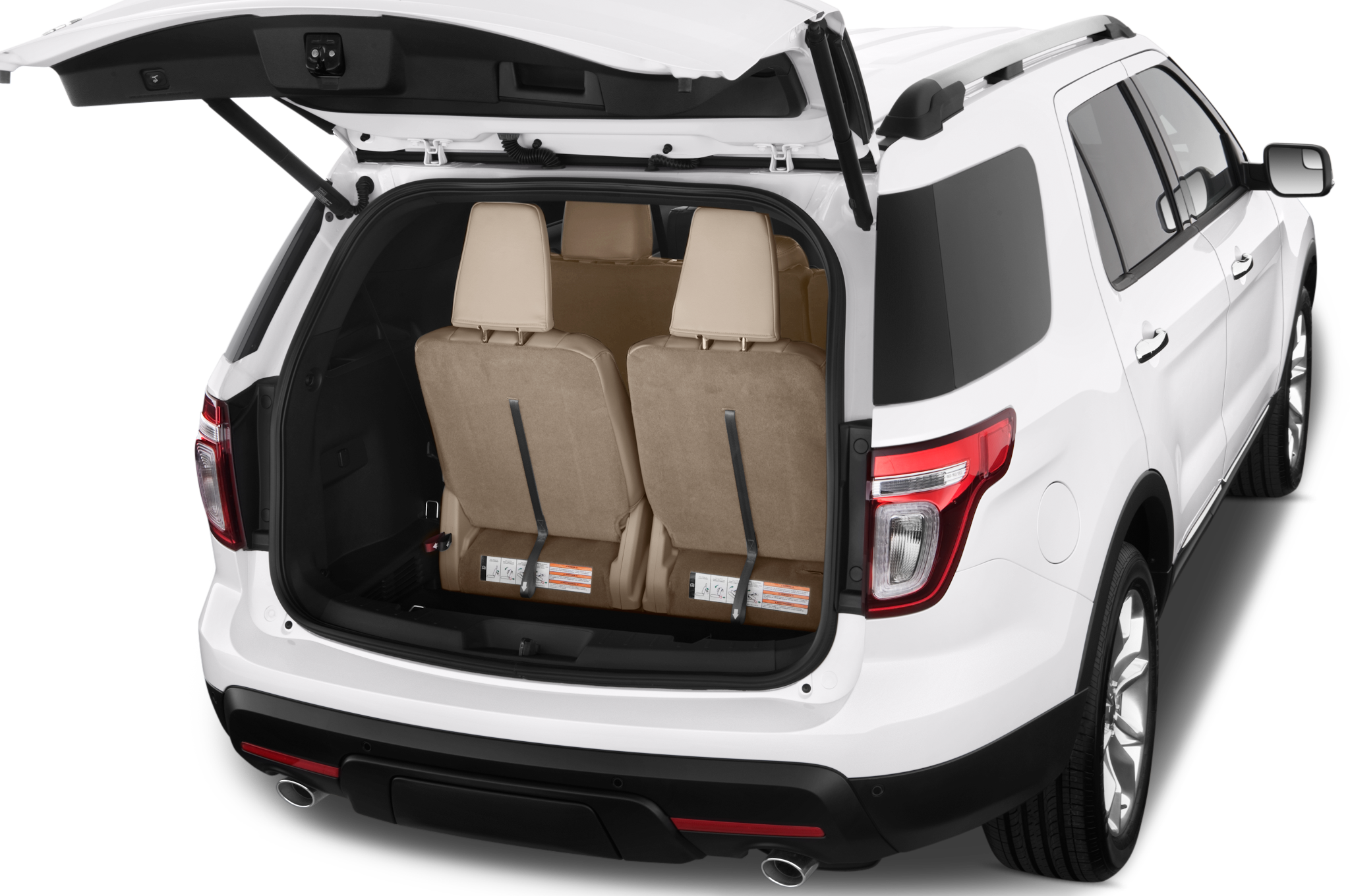 2015 ford explorer gets sporty appearance package Ford expedition interior dimensions