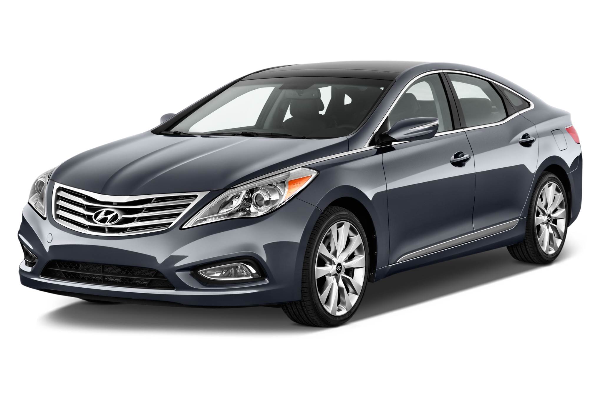 2015 Hyundai Azera Refreshed Gains New Features