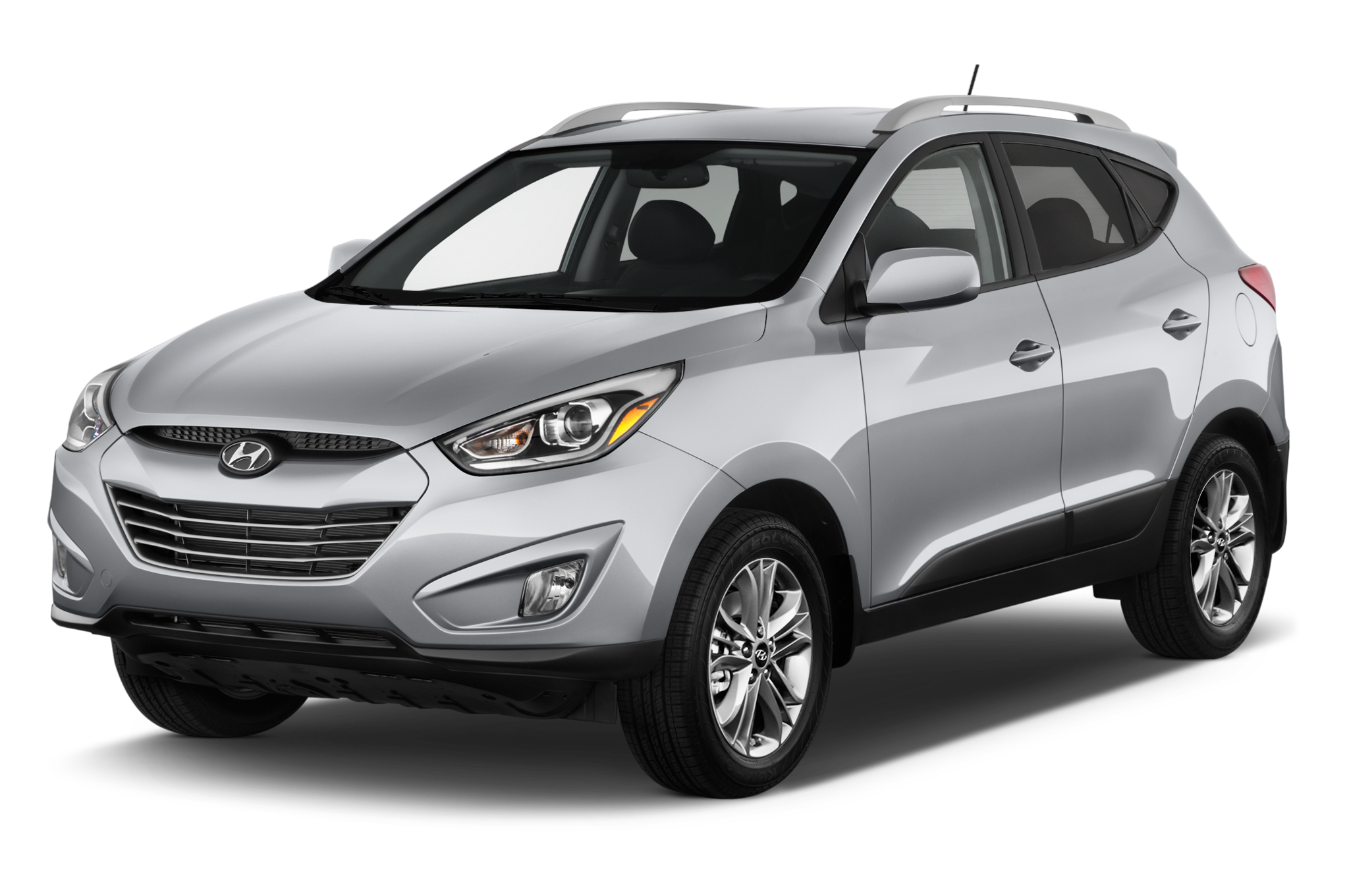 2014 Hyundai Tucson Fuel Cell Debuts At 2013 Los Angeles