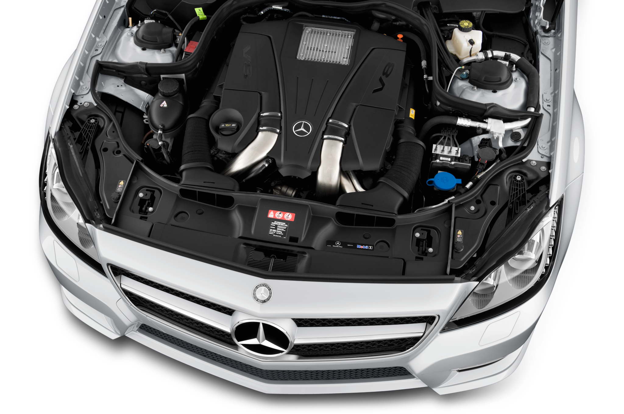 Feature flick 2014 mercedes benz cls63 s amg tested on for Mercedes benz engine oil specifications