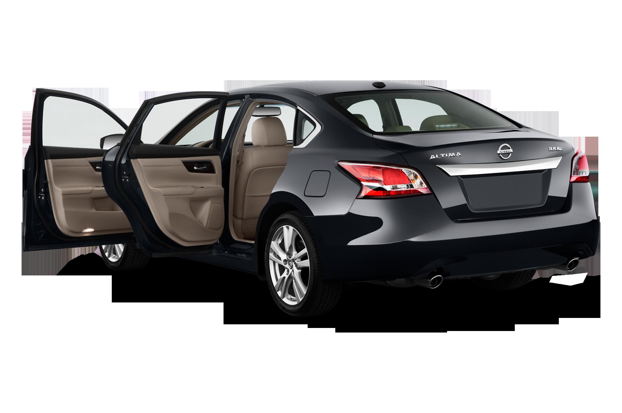 2014 Nissan Altima 2.5 SL: Around the Block - Automobile ...