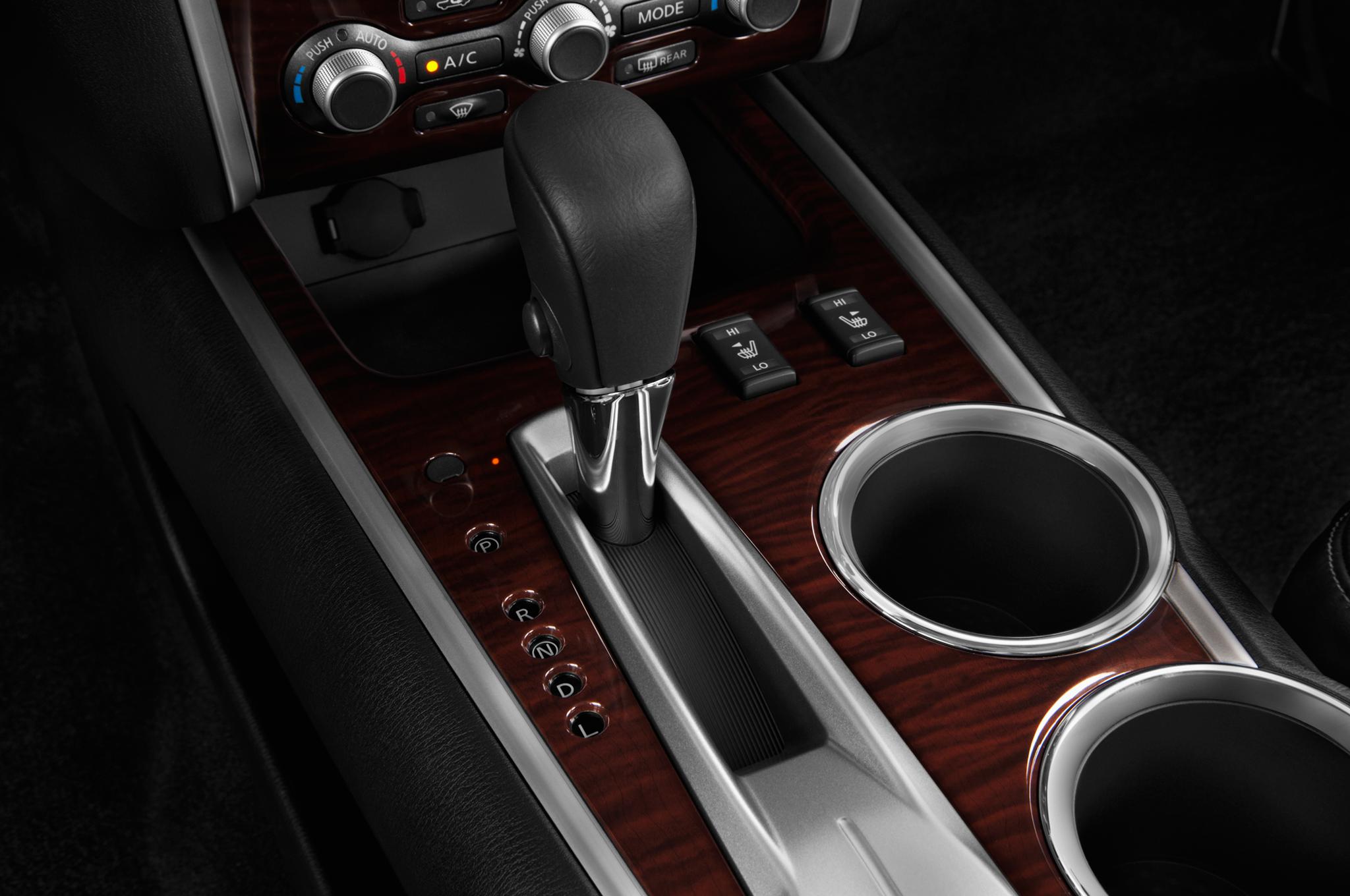 2014 Nissan Pathfinder Hybrid First Look Automobile Magazine