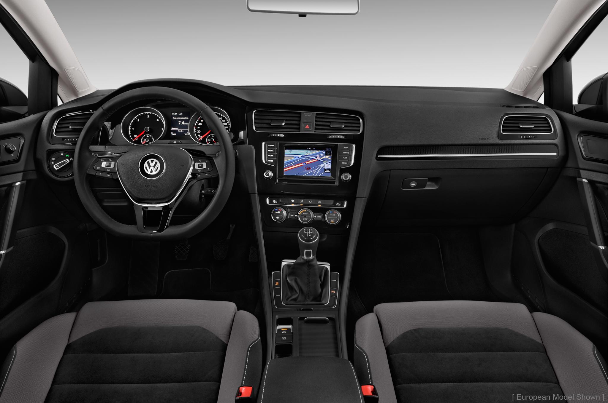 Toyota Corolla Mpg >> 2014 Volkswagen Golf GTD - First Look - Automobile Magazine