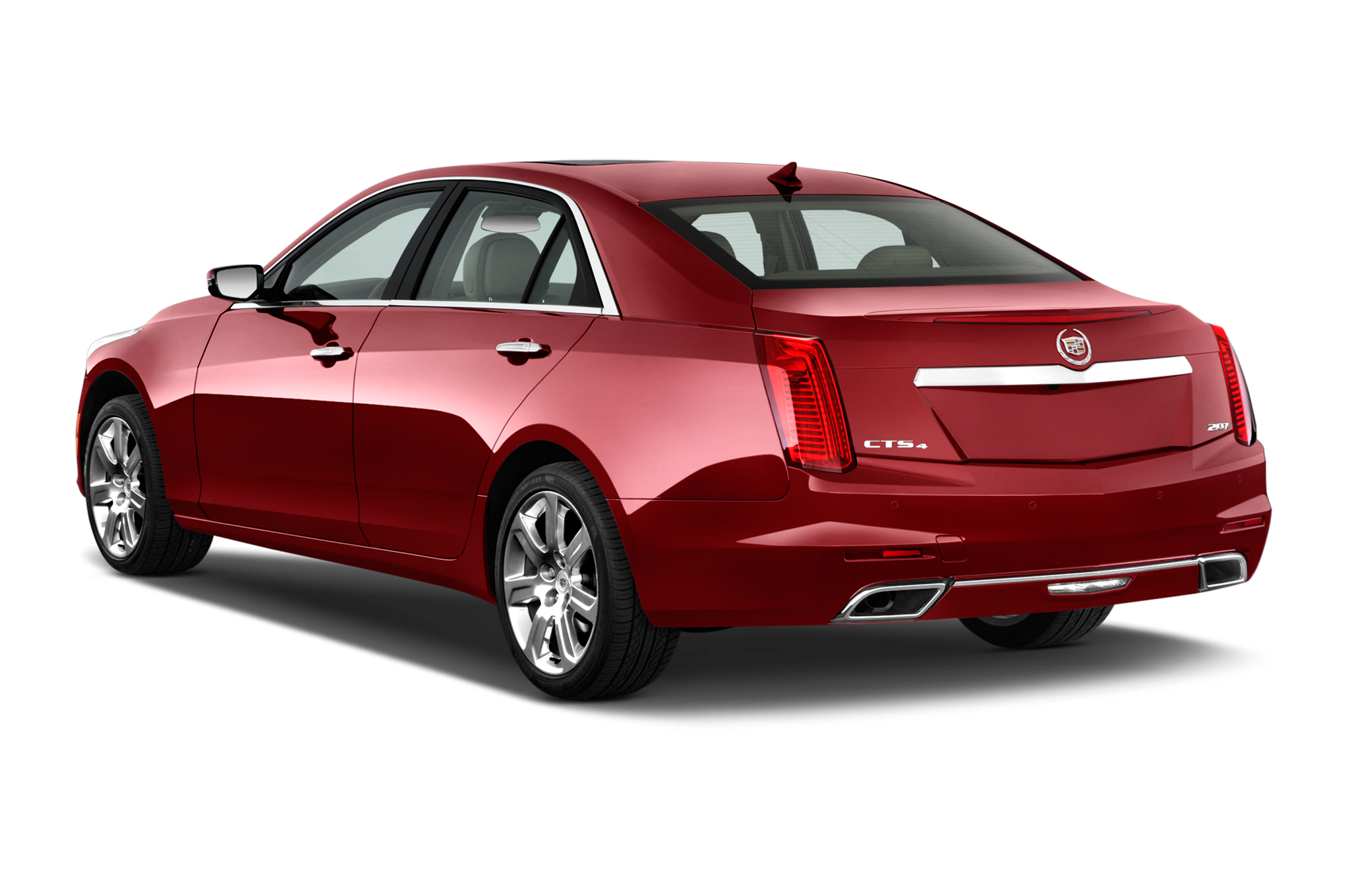 2015 cadillac cts receives price adjustment. Black Bedroom Furniture Sets. Home Design Ideas