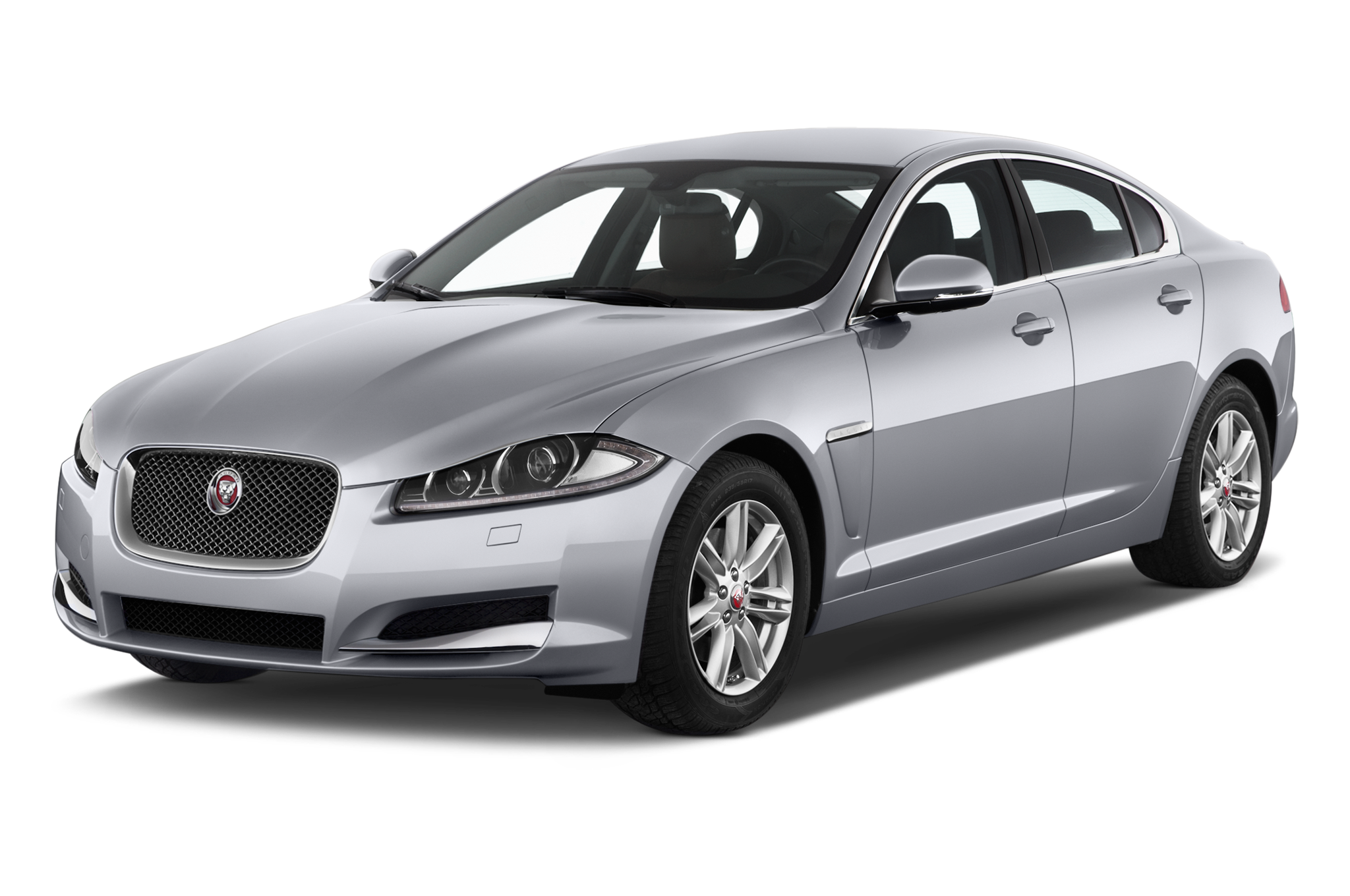 Next Generation Jaguar Xf >> Next-Generation Jaguar XF Spied Under Heavy Camouflage
