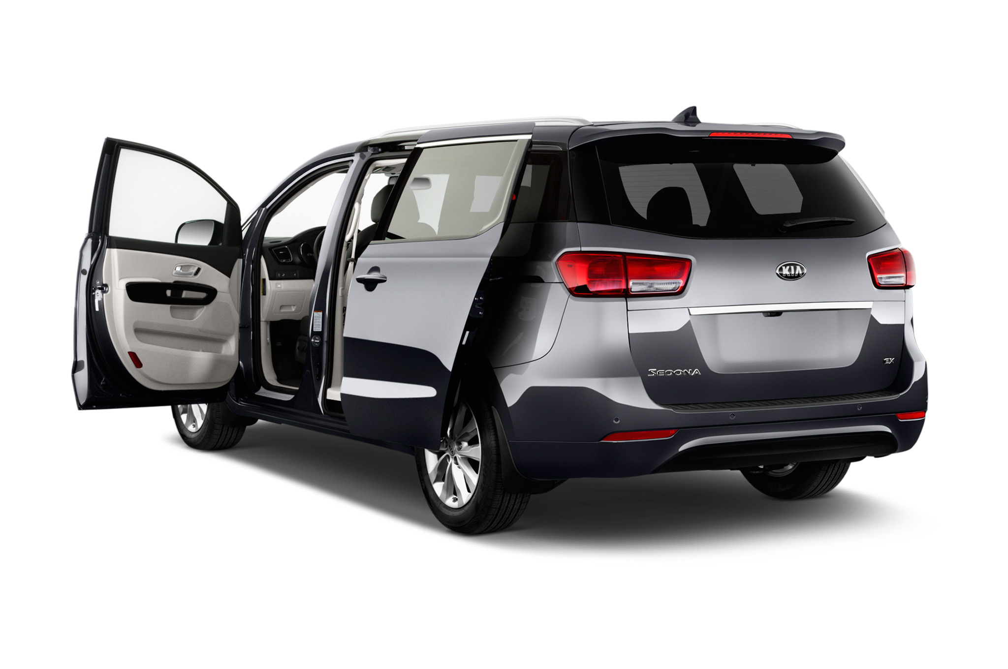 2015 kia sedona pricing fuel economy announced. Black Bedroom Furniture Sets. Home Design Ideas