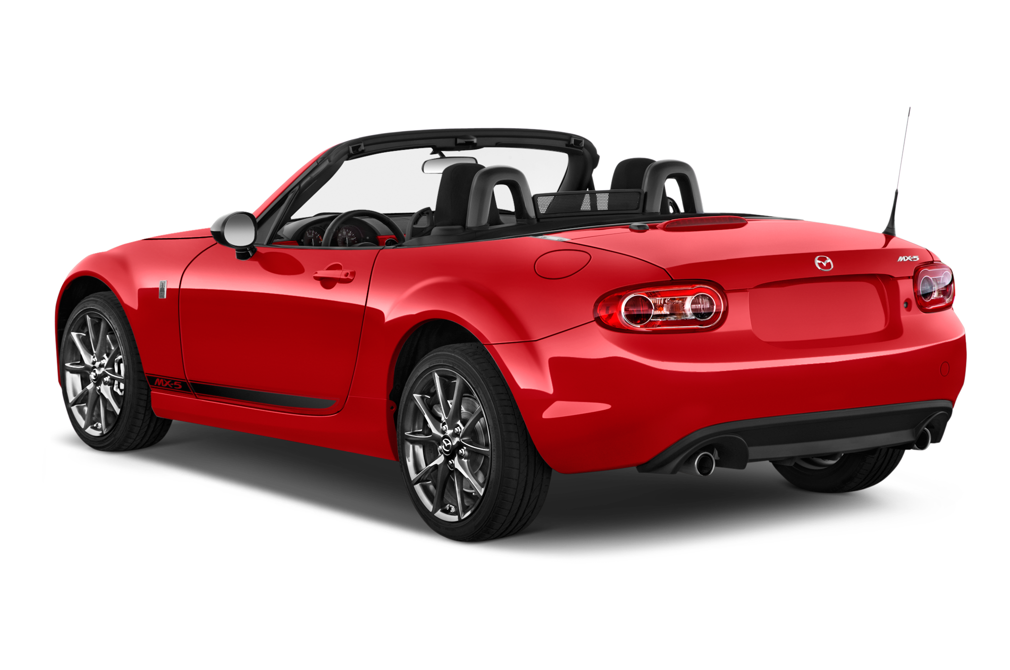 2015 mazda miata 25th anniversary edition costs 33 000. Black Bedroom Furniture Sets. Home Design Ideas