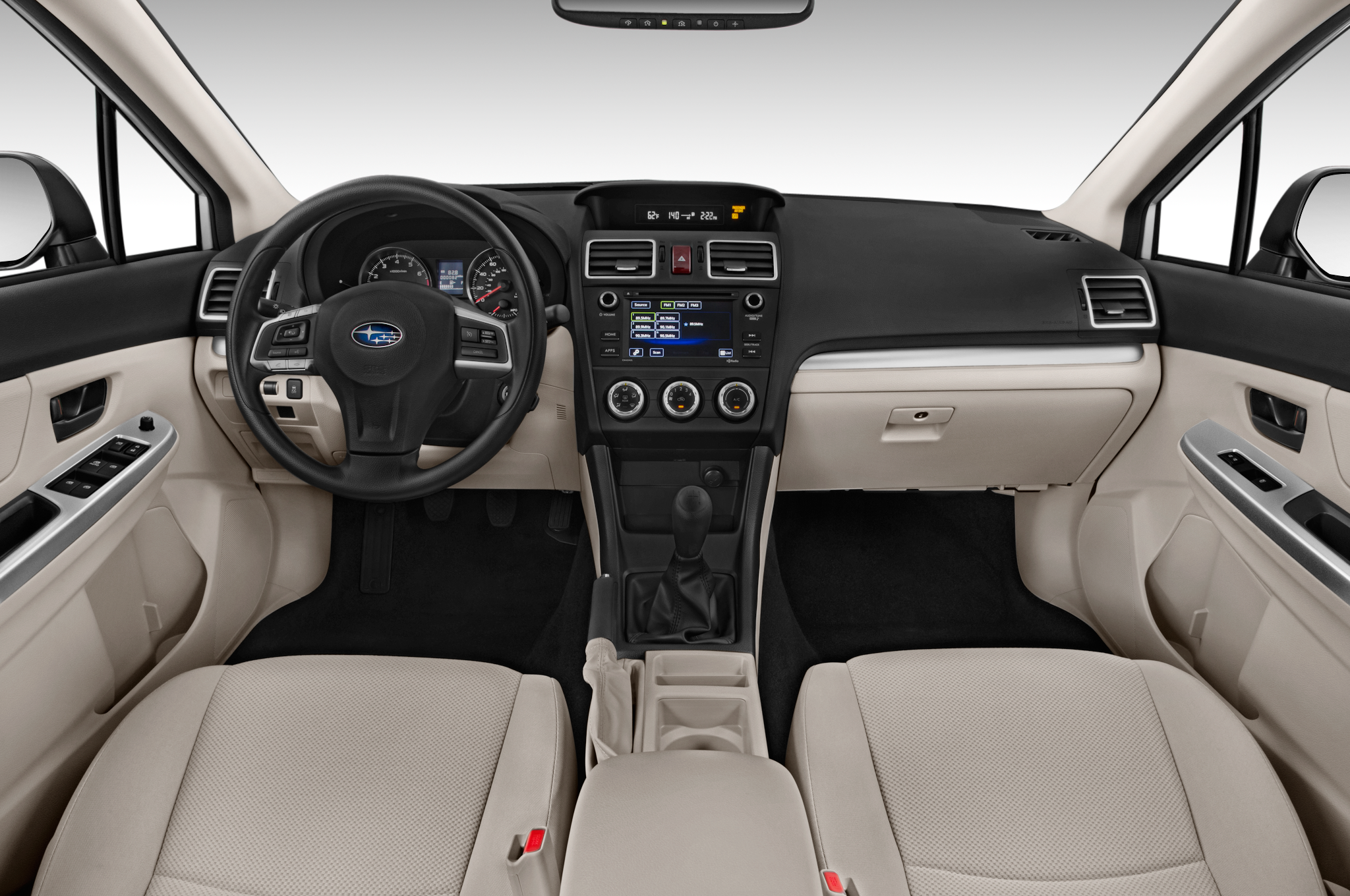 2015 subaru impreza refreshed with new features improved mpg. Black Bedroom Furniture Sets. Home Design Ideas
