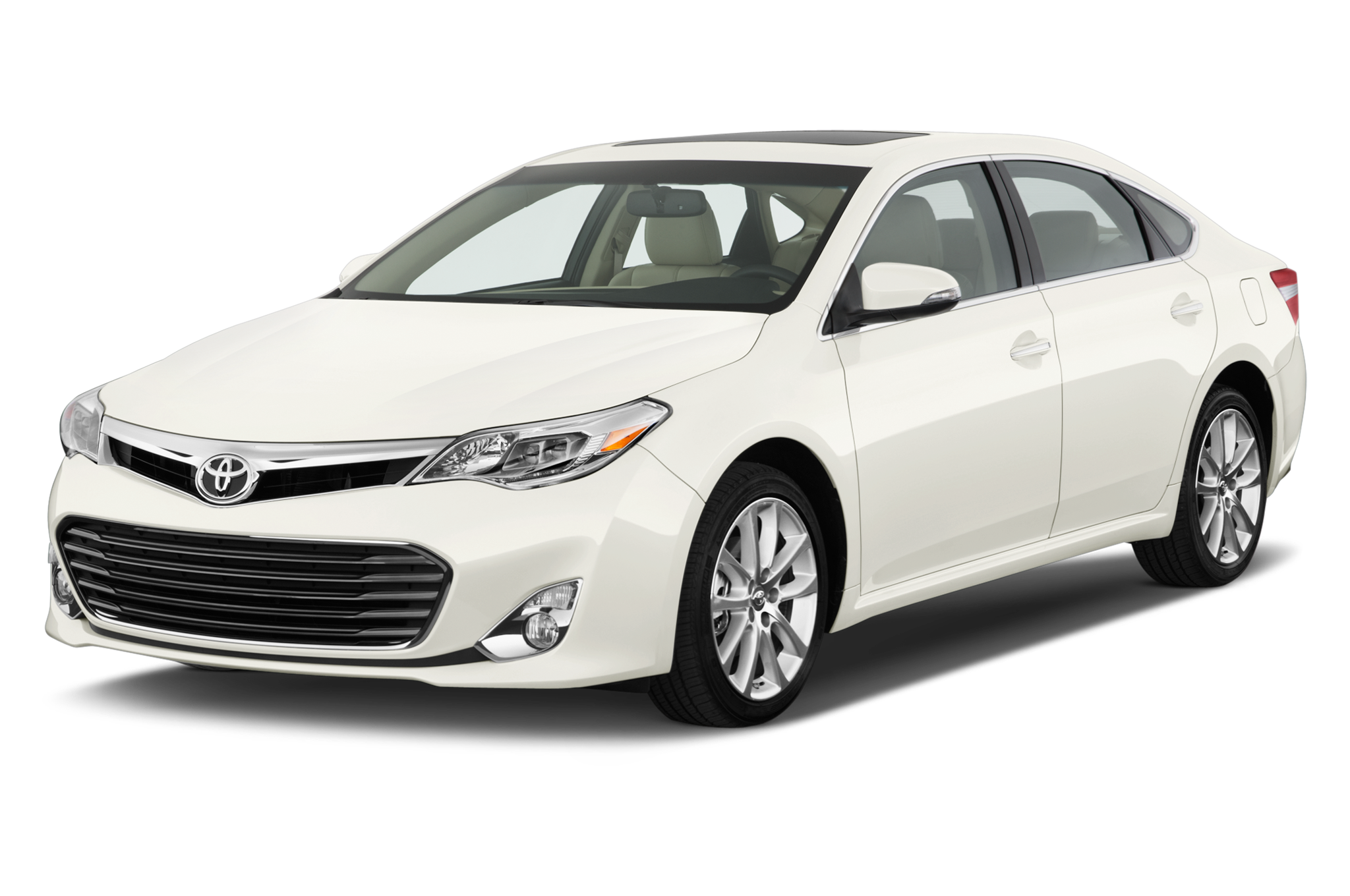of toyota review expert first drive avalon