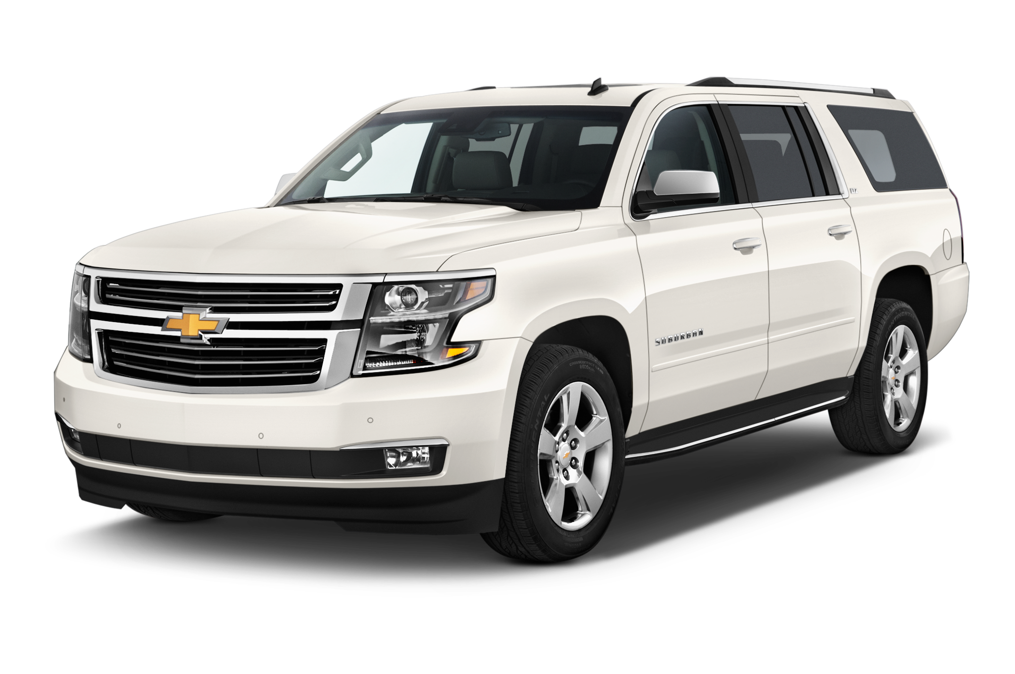 winter tire test chevrolet suburban vs gmc acadia vs. Black Bedroom Furniture Sets. Home Design Ideas