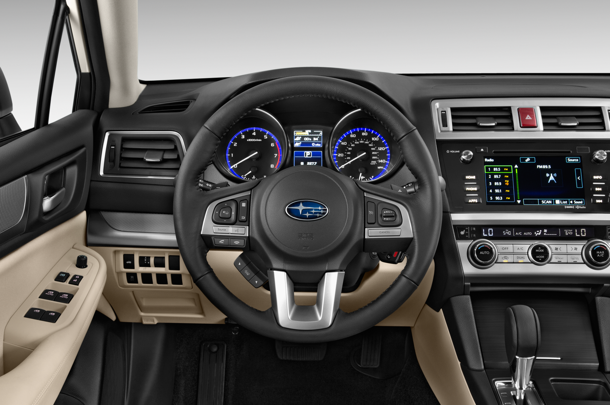 2016 Subaru Outback And Legacy Updated With New Features