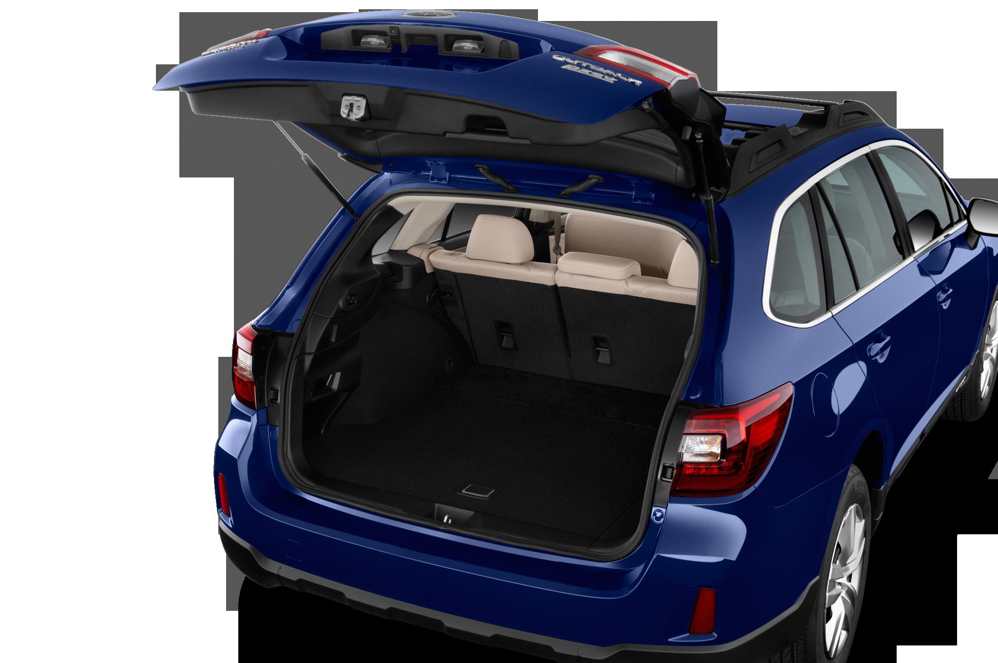 Subaru Impreza 2015 Interior Trunk