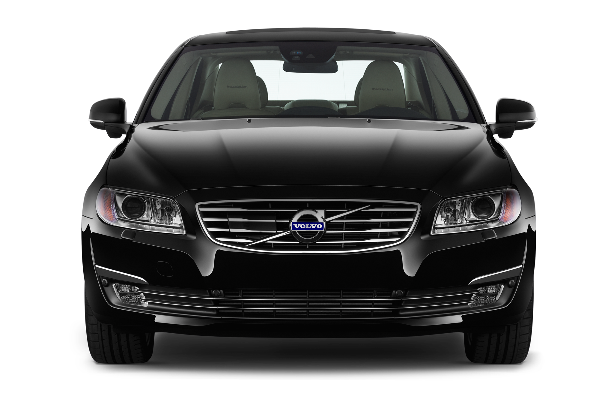 Listen To The Surprising V 8 Growl Of This Volvo S80