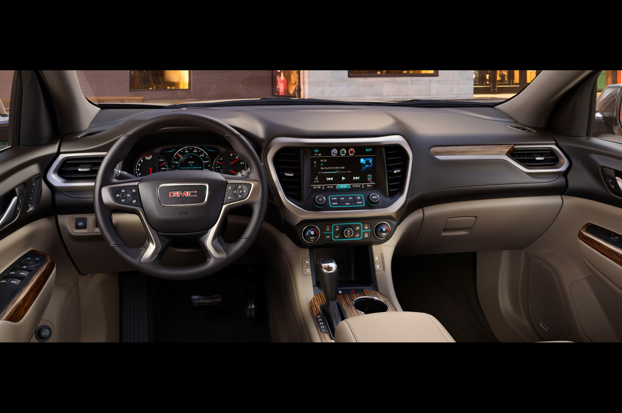 2014 gmc acadia interior. show more 2014 gmc acadia interior