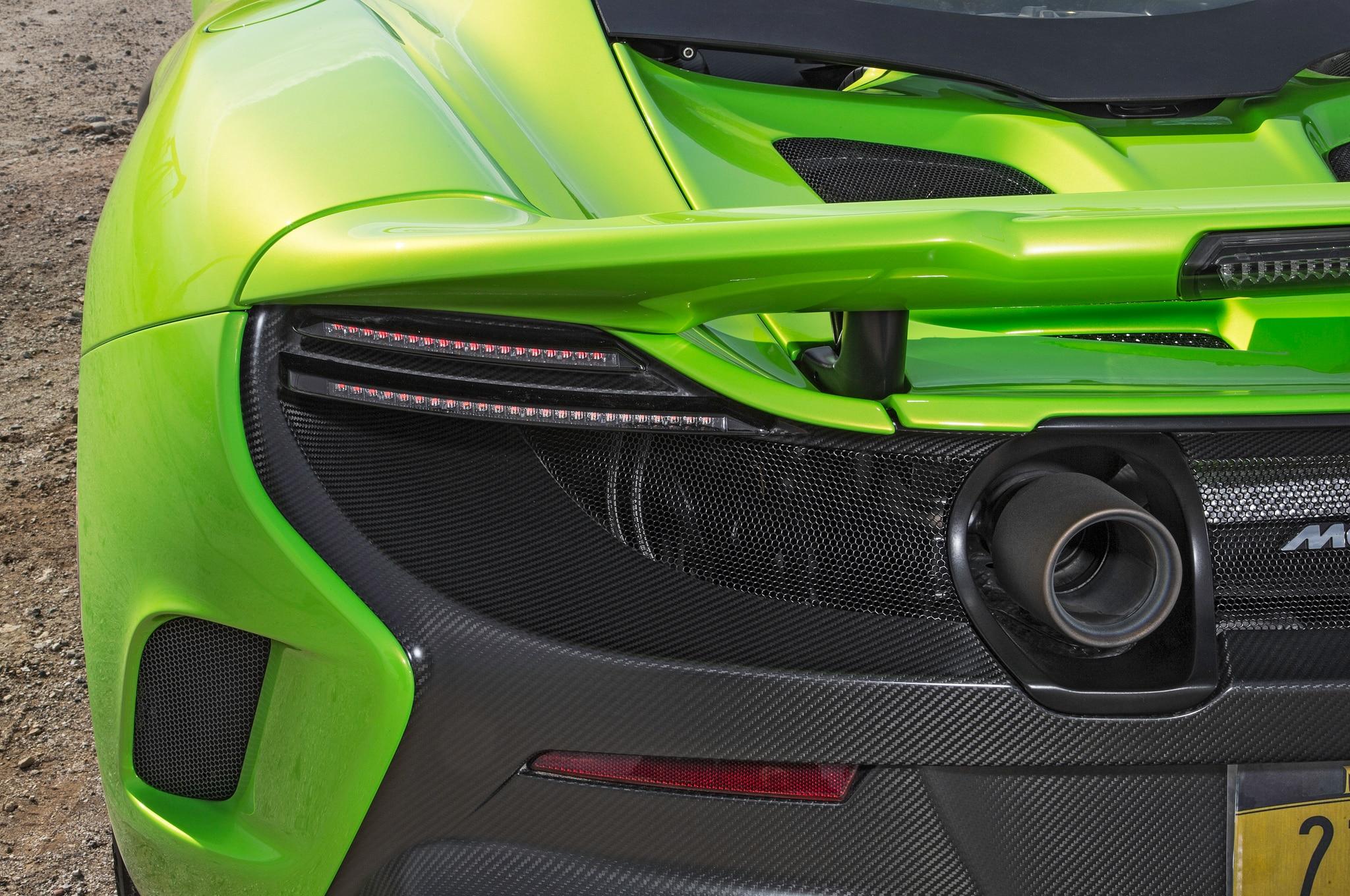 Watch a McLaren P1 GTR Narrowly Avoid a Crash | Automobile Magazine