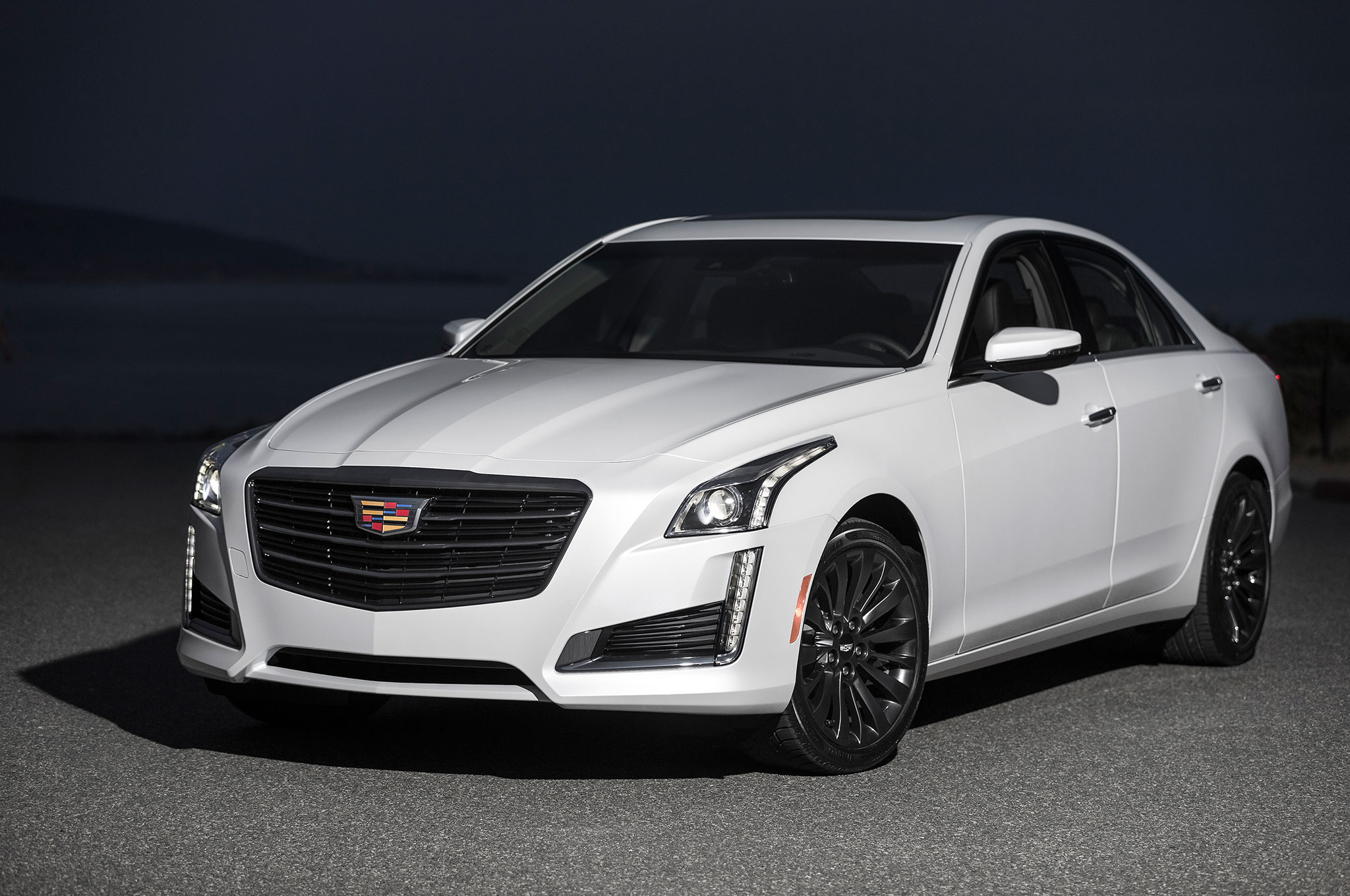 2016 cadillac cts ats add new v 6 8 speed auto engine start stop. Black Bedroom Furniture Sets. Home Design Ideas