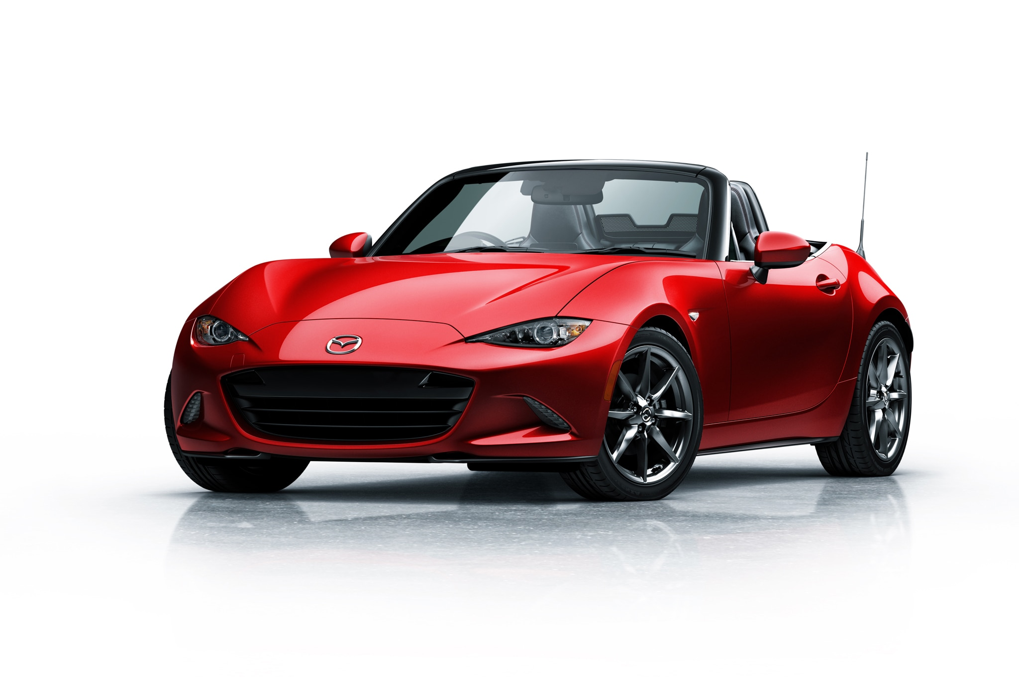 will the 2016 mazda mx 5 miata offer a power retractable hardtop. Black Bedroom Furniture Sets. Home Design Ideas