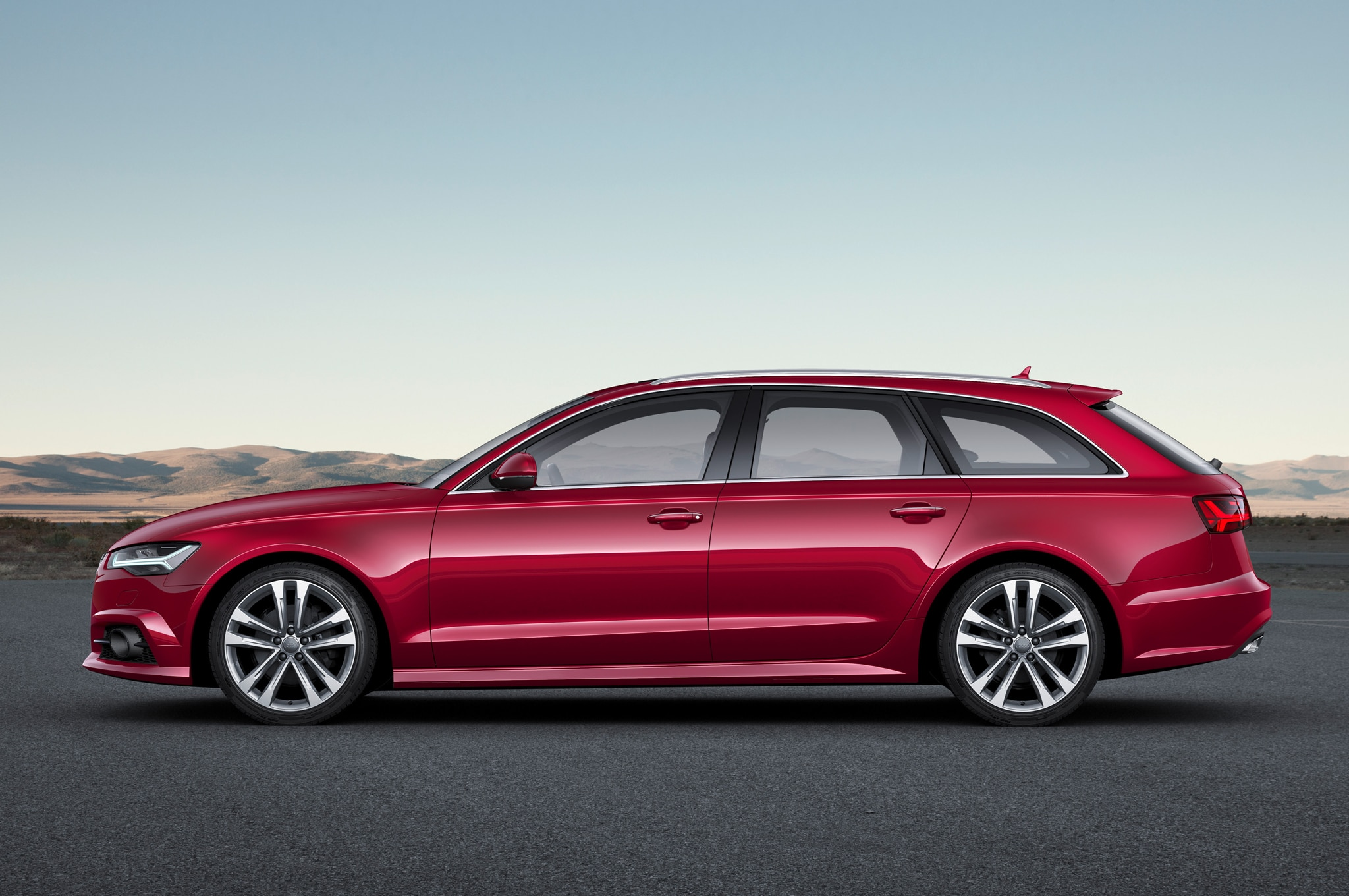 2017 audi a6 and a7 gain new tech and mild exterior. Black Bedroom Furniture Sets. Home Design Ideas