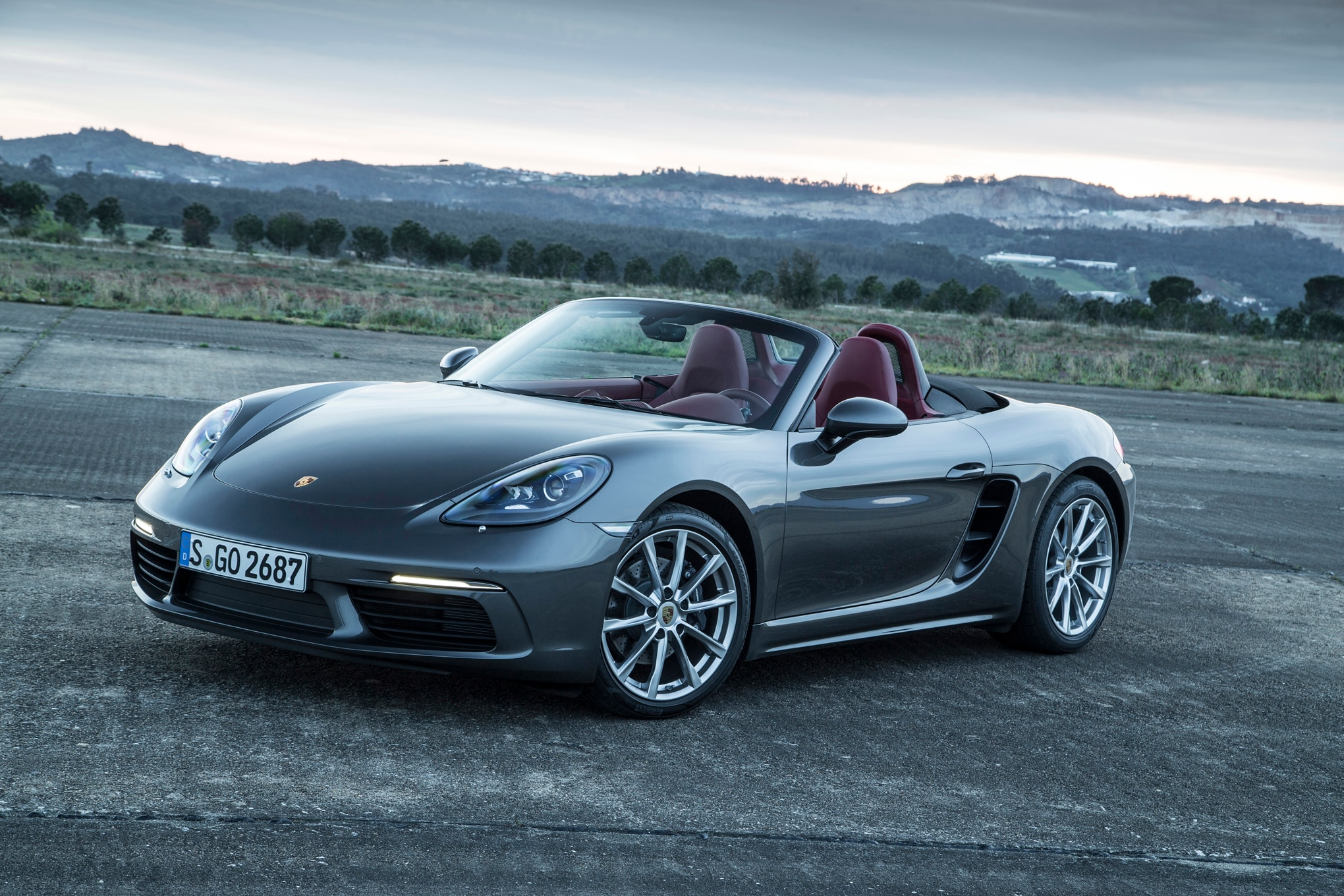 yep the 2017 porsche 718 boxster sounds just like a wrx automobile magazine. Black Bedroom Furniture Sets. Home Design Ideas