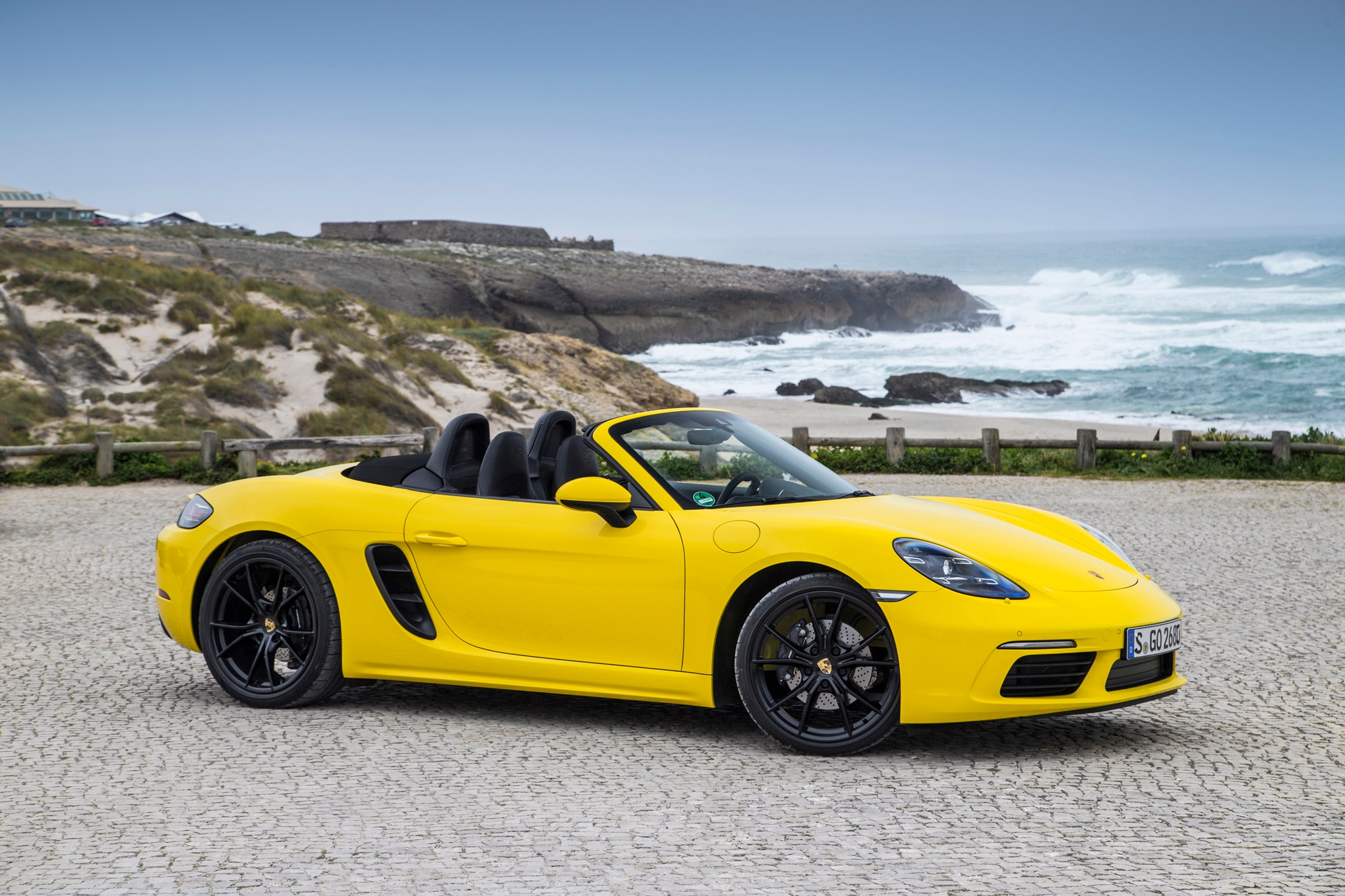 2018 Porsche Boxster Review >> 2017 Porsche 718 Boxster First Drive Review