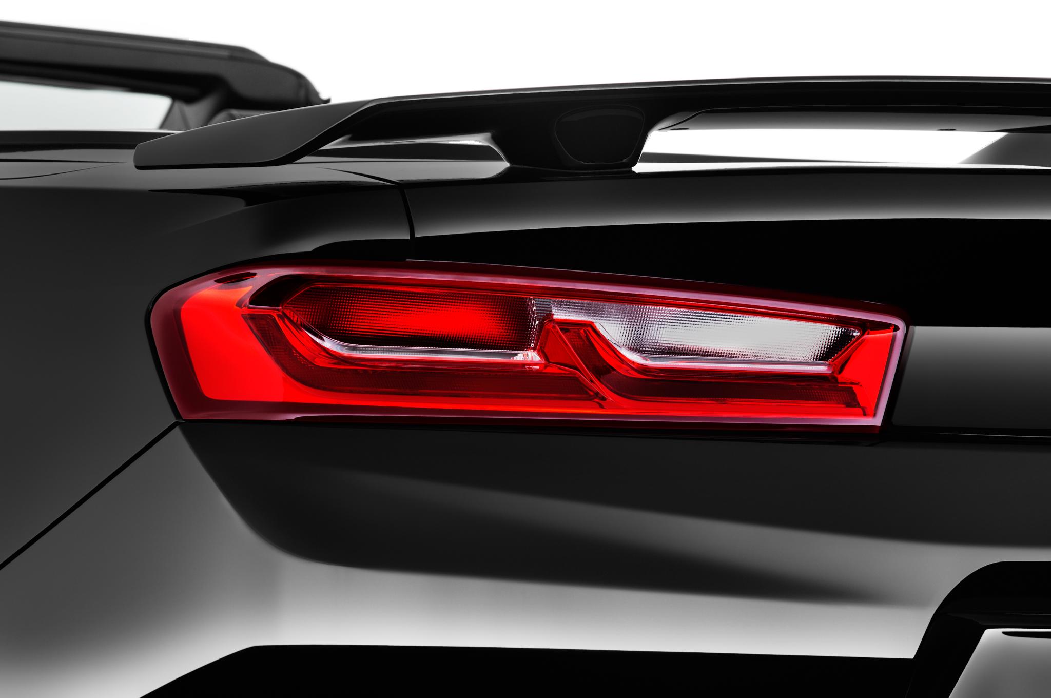 Chevrolet Camaro Lt Convertible Taillight