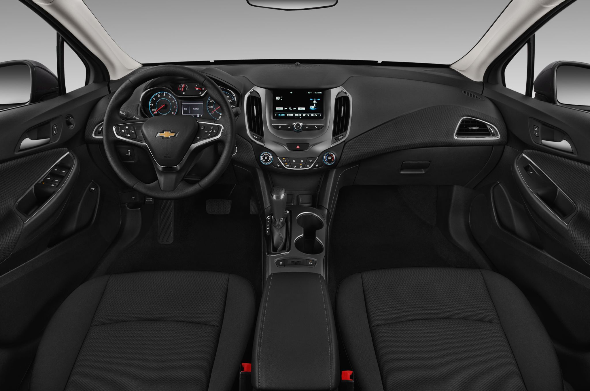 2016 Chevrolet Cruze Undercuts 2016 Honda Civic by Nearly $2,000