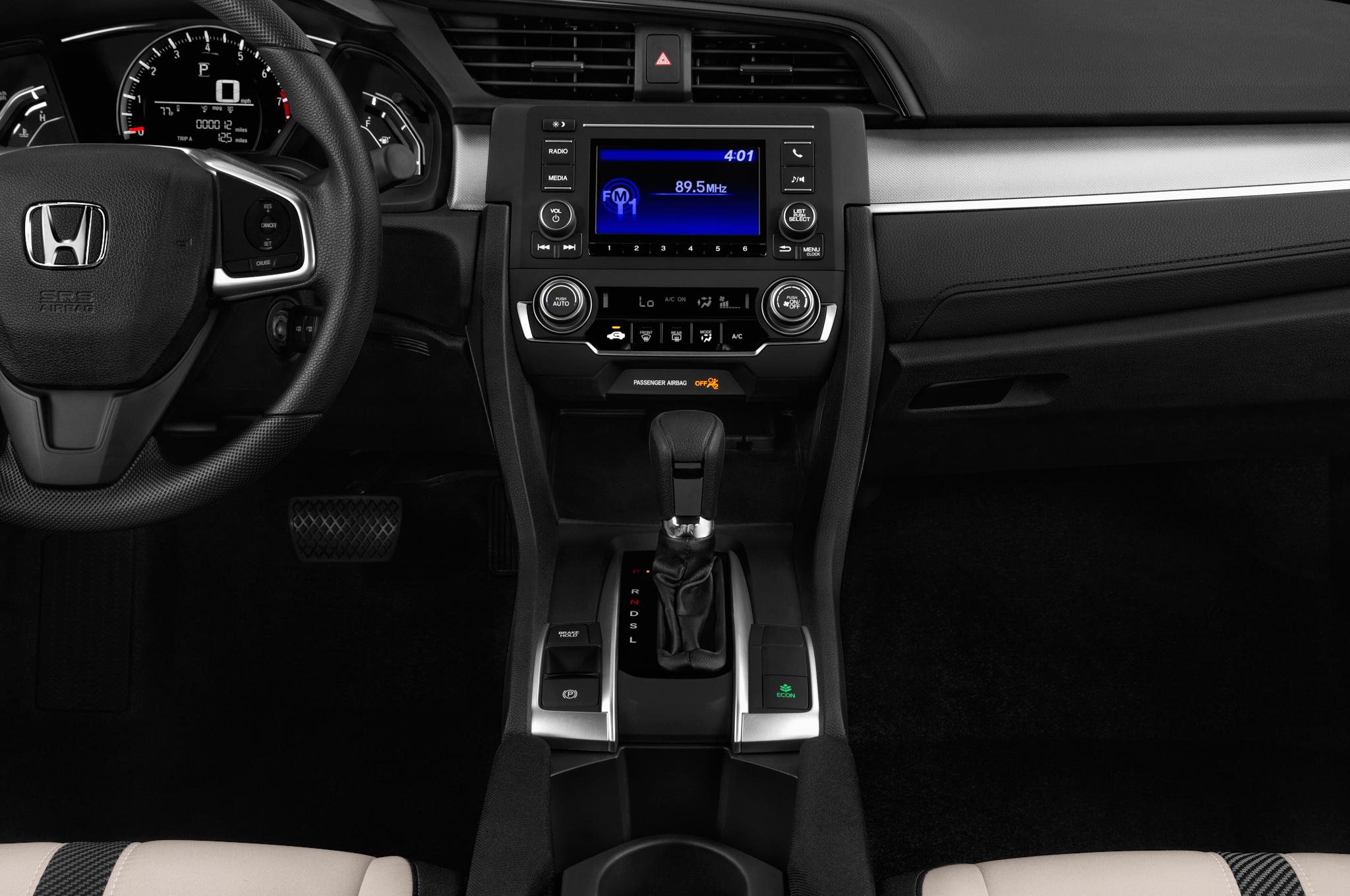 2016 Honda Civic Coupe Pricing Detailed Starts At 19 885