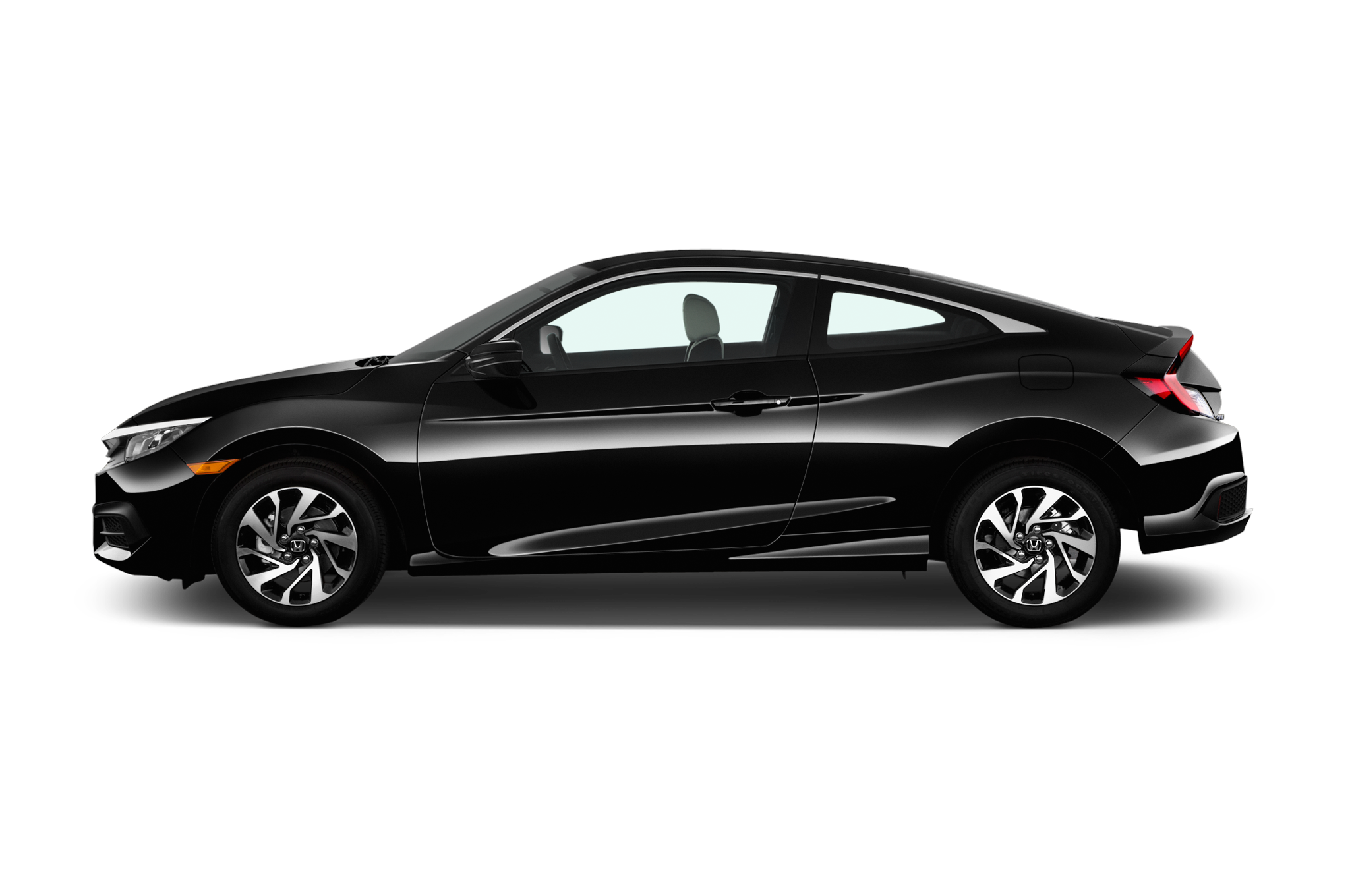 2016 honda civic lx coupe side view. Black Bedroom Furniture Sets. Home Design Ideas