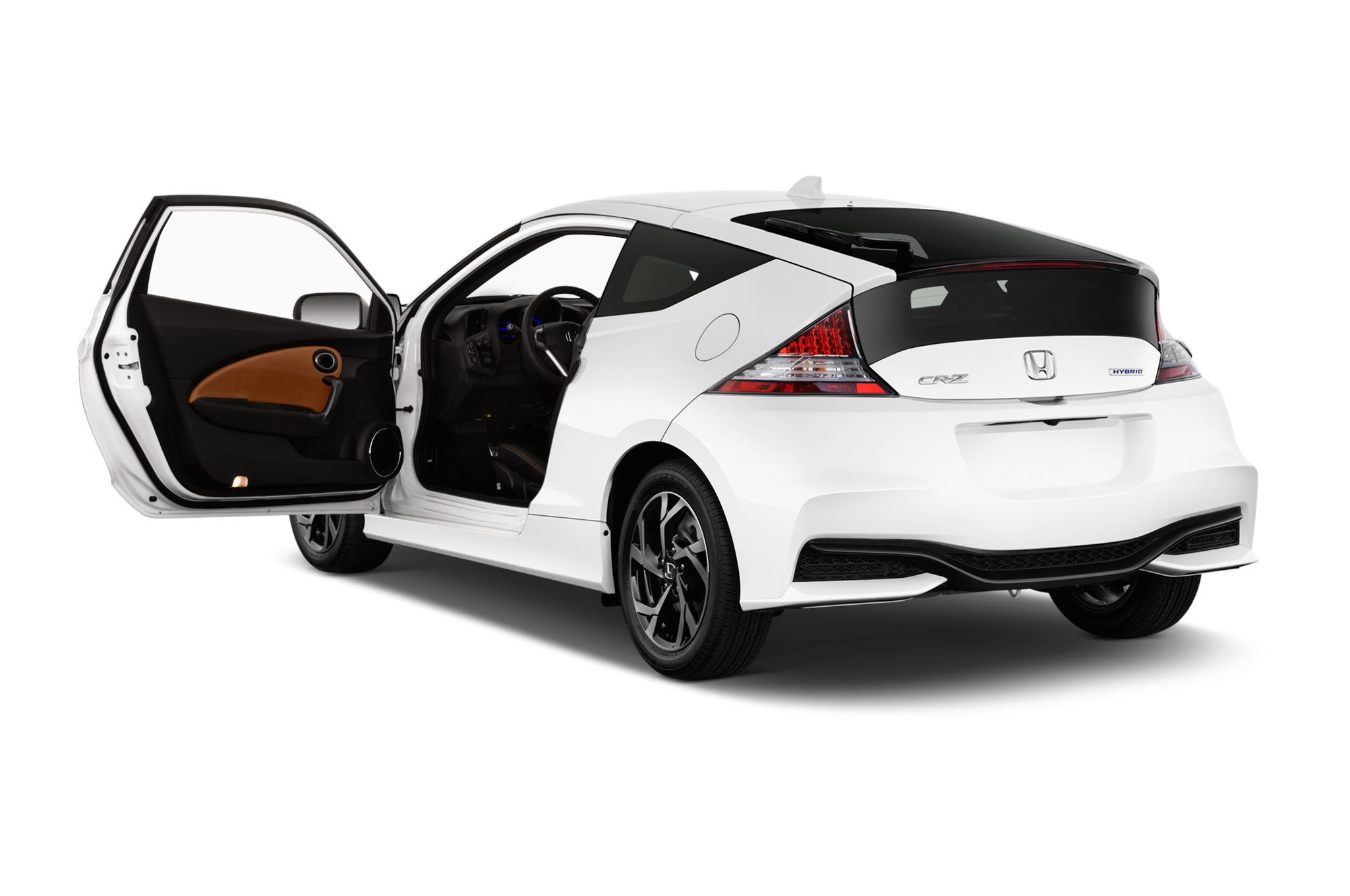 honda cr z alpha final label edition released in japan automobile magazine. Black Bedroom Furniture Sets. Home Design Ideas
