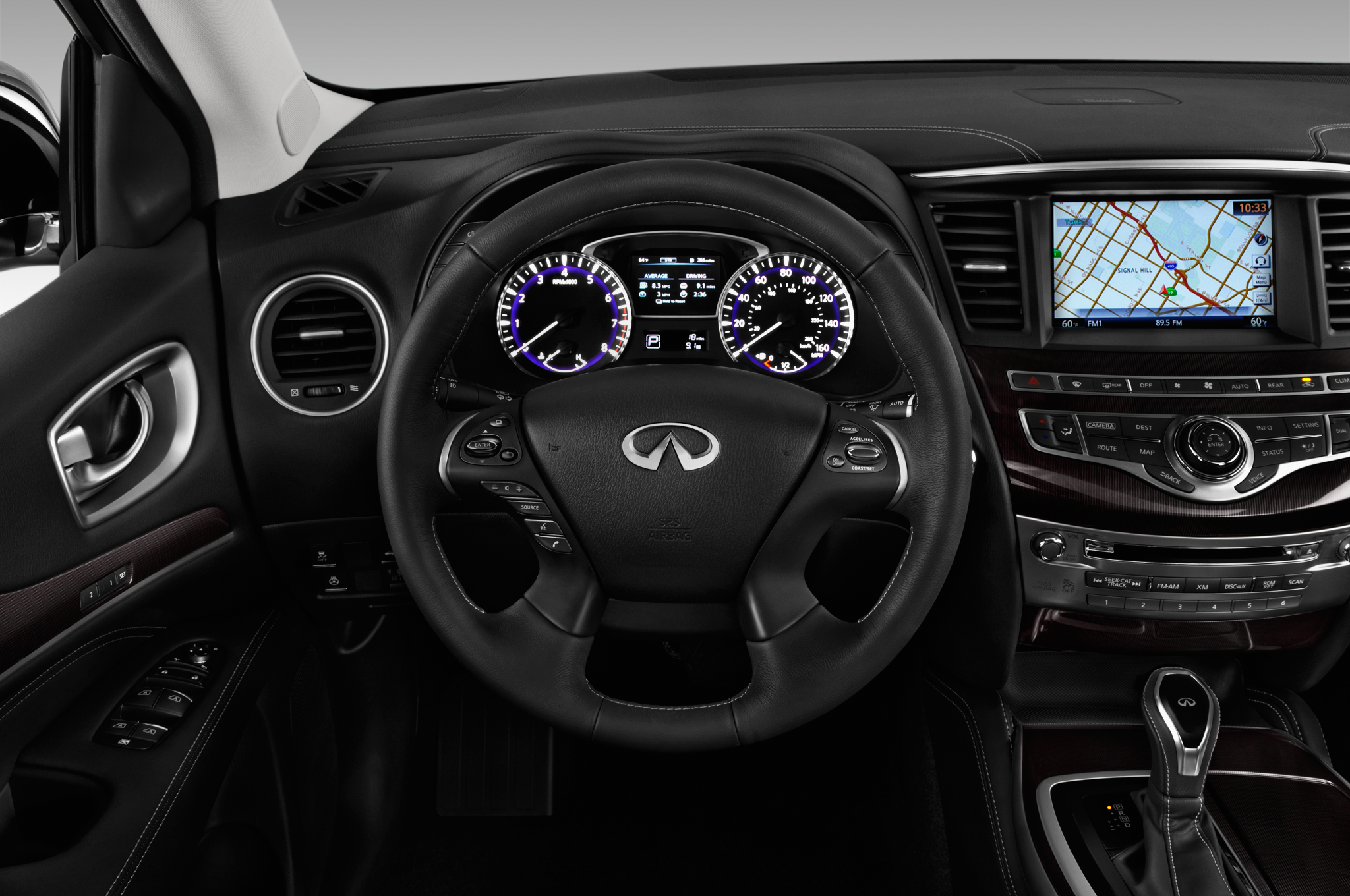 Infiniti Teases Q60 Concept Ahead of Detroit Debut