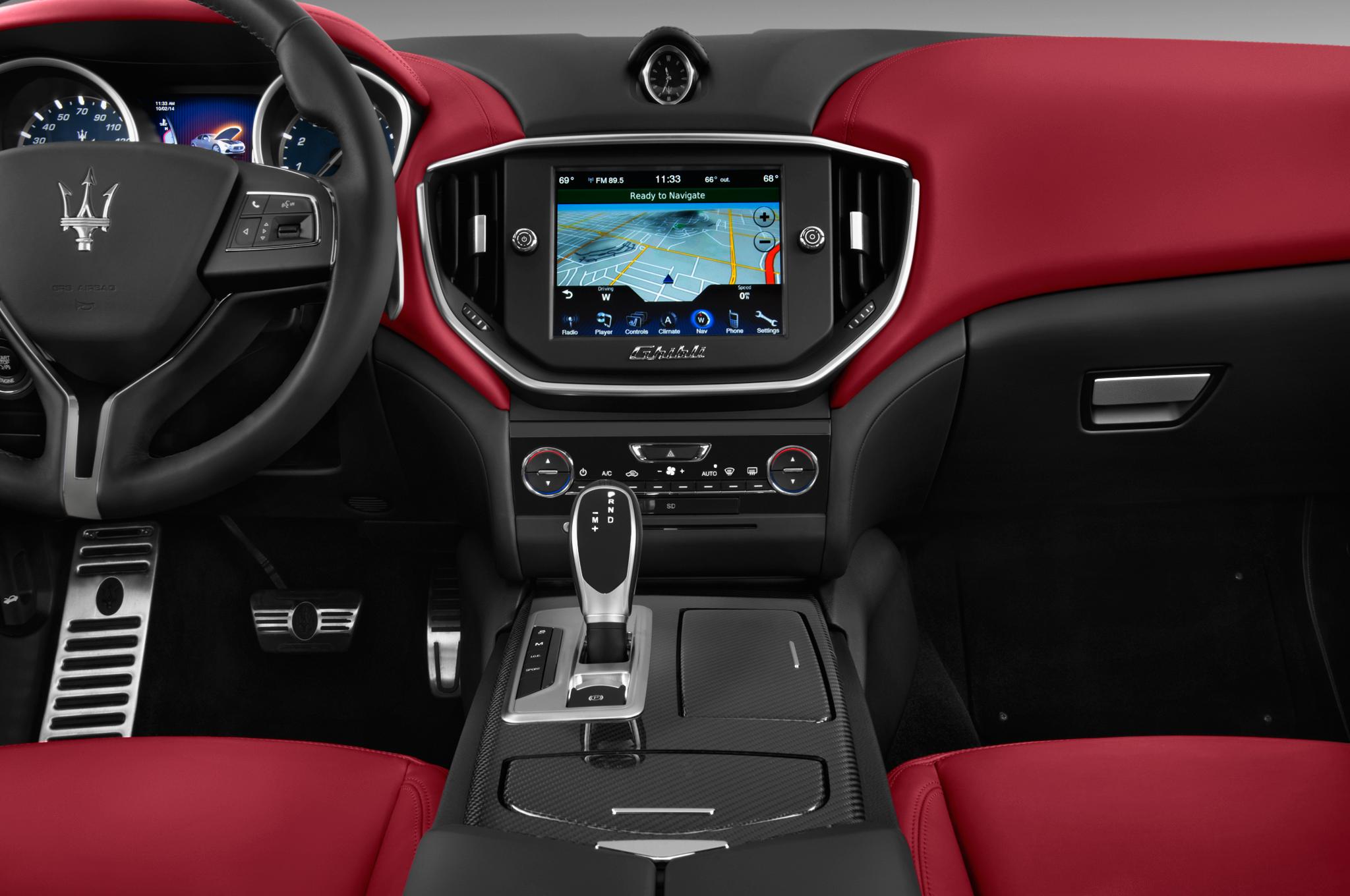 2016 Maserati Ghibli S Q4 e Week Review