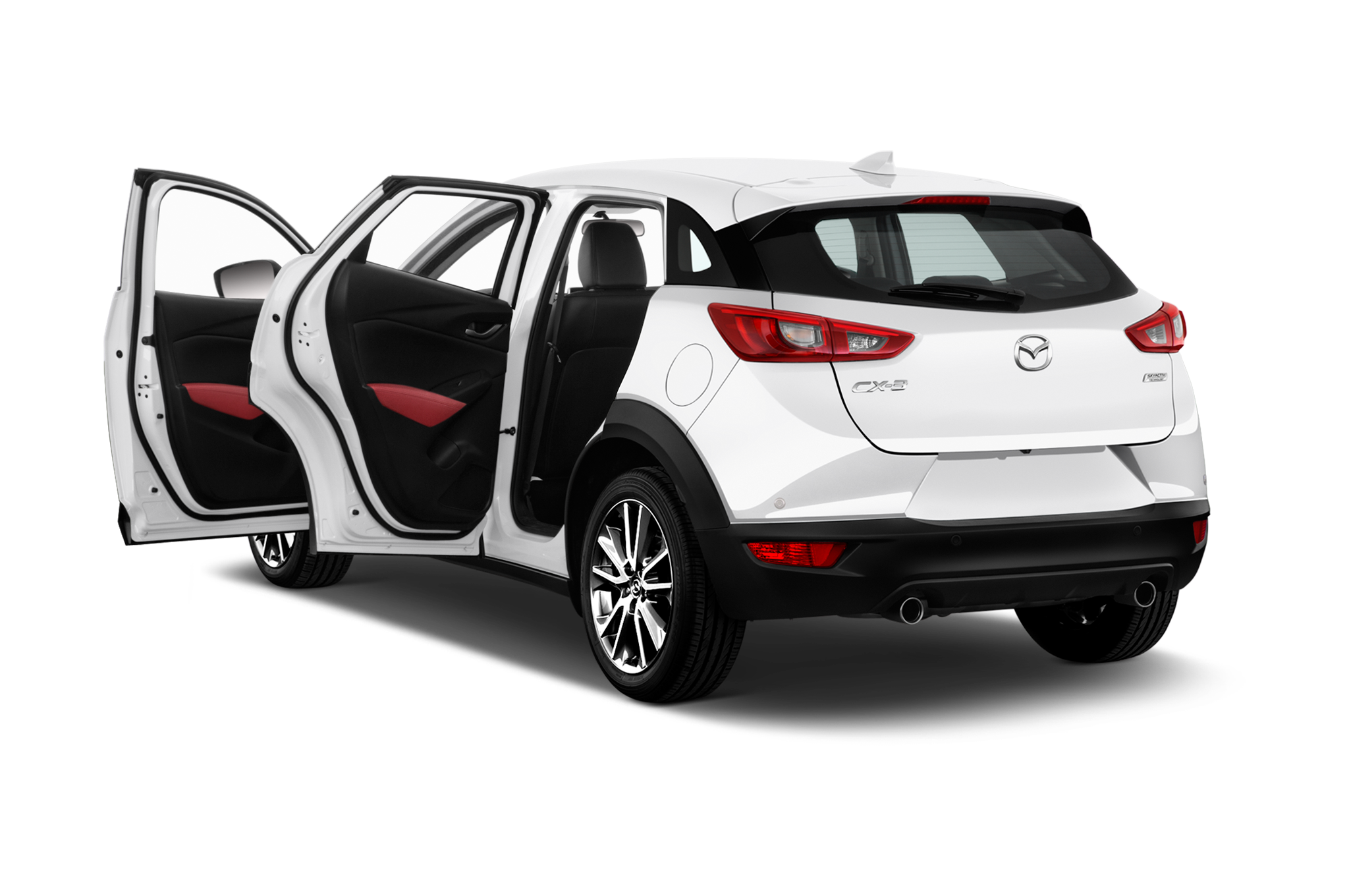 Mazda Mx3 2016 >> 2016 Mazda CX-3 Crossover Earns IIHS Top Safety Pick+