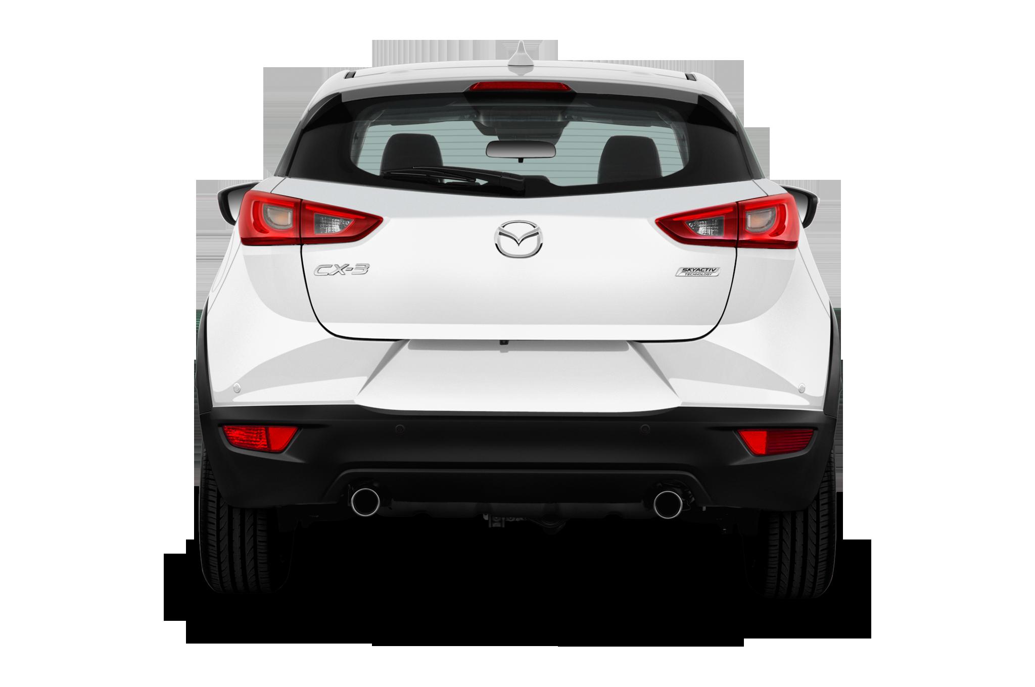 Mazda Mx3 2016 >> 2016 Mazda CX-3 Crossover Earns IIHS Top Safety Pick+   Automobile Magazine