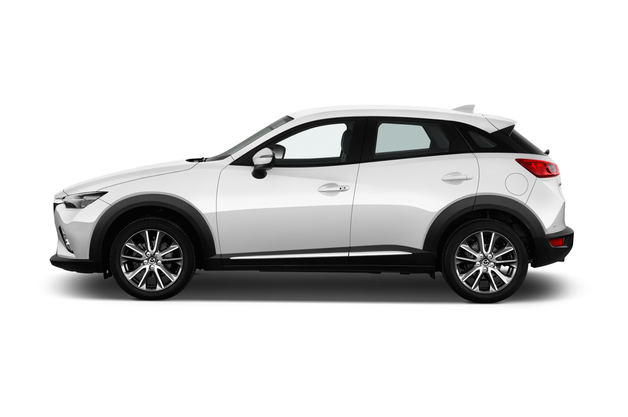 2016 mazda cx 3 crossover earns iihs top safety pick automobile. Black Bedroom Furniture Sets. Home Design Ideas
