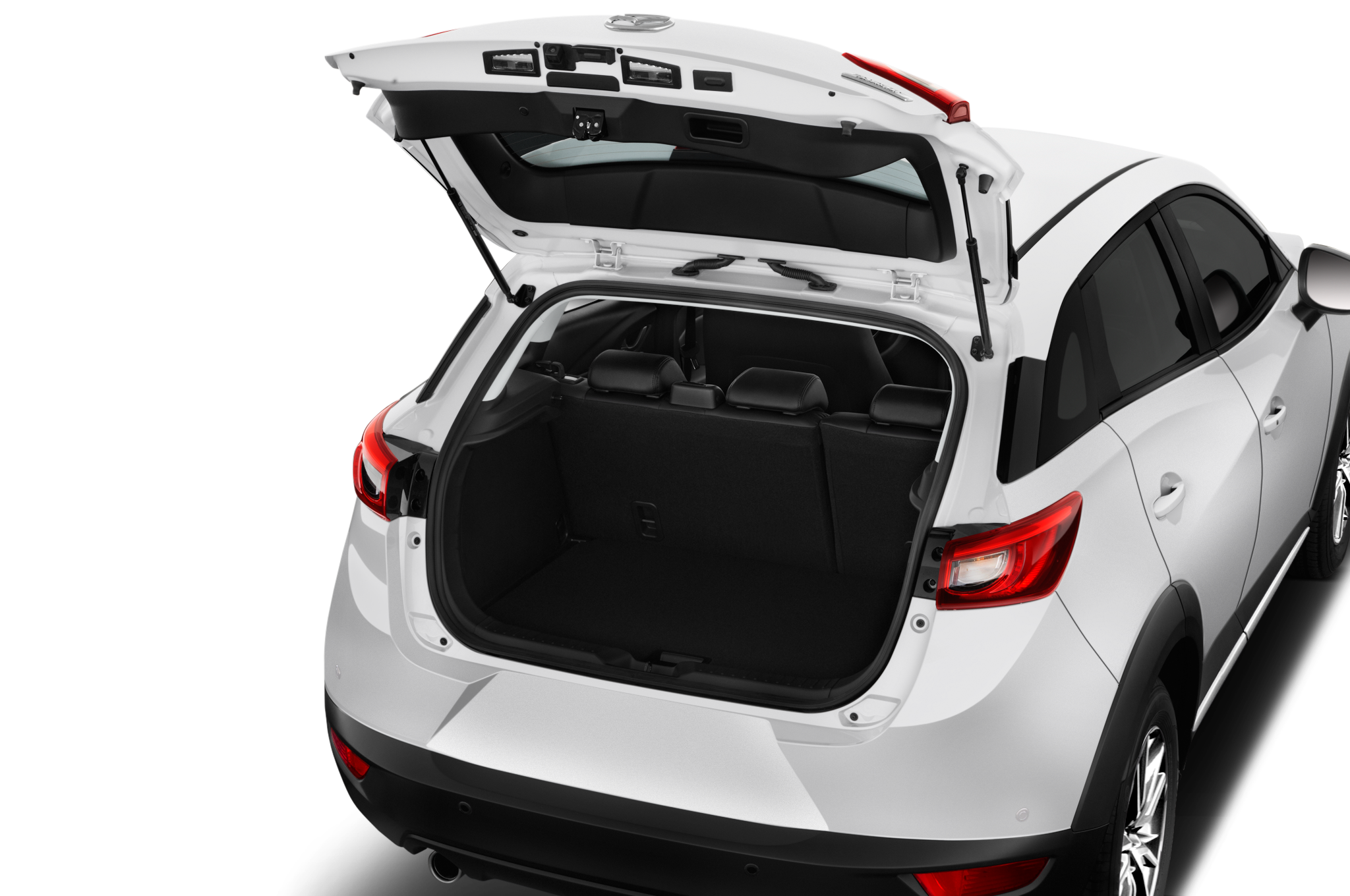 2016 mazda cx 3 crossover earns iihs top safety pick. Black Bedroom Furniture Sets. Home Design Ideas