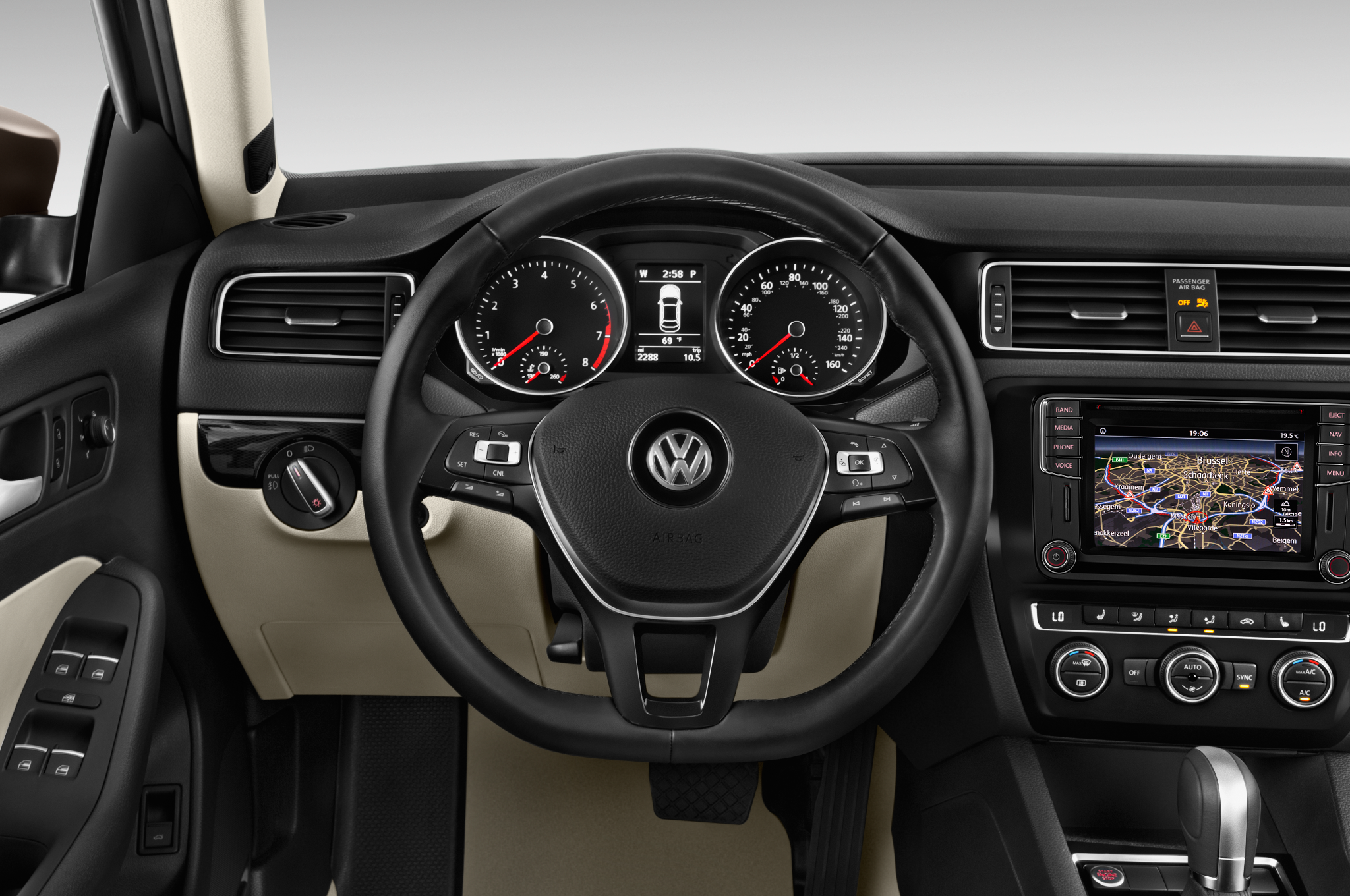 Volkswagen Introduces New Small Turbocharged Gas Engine