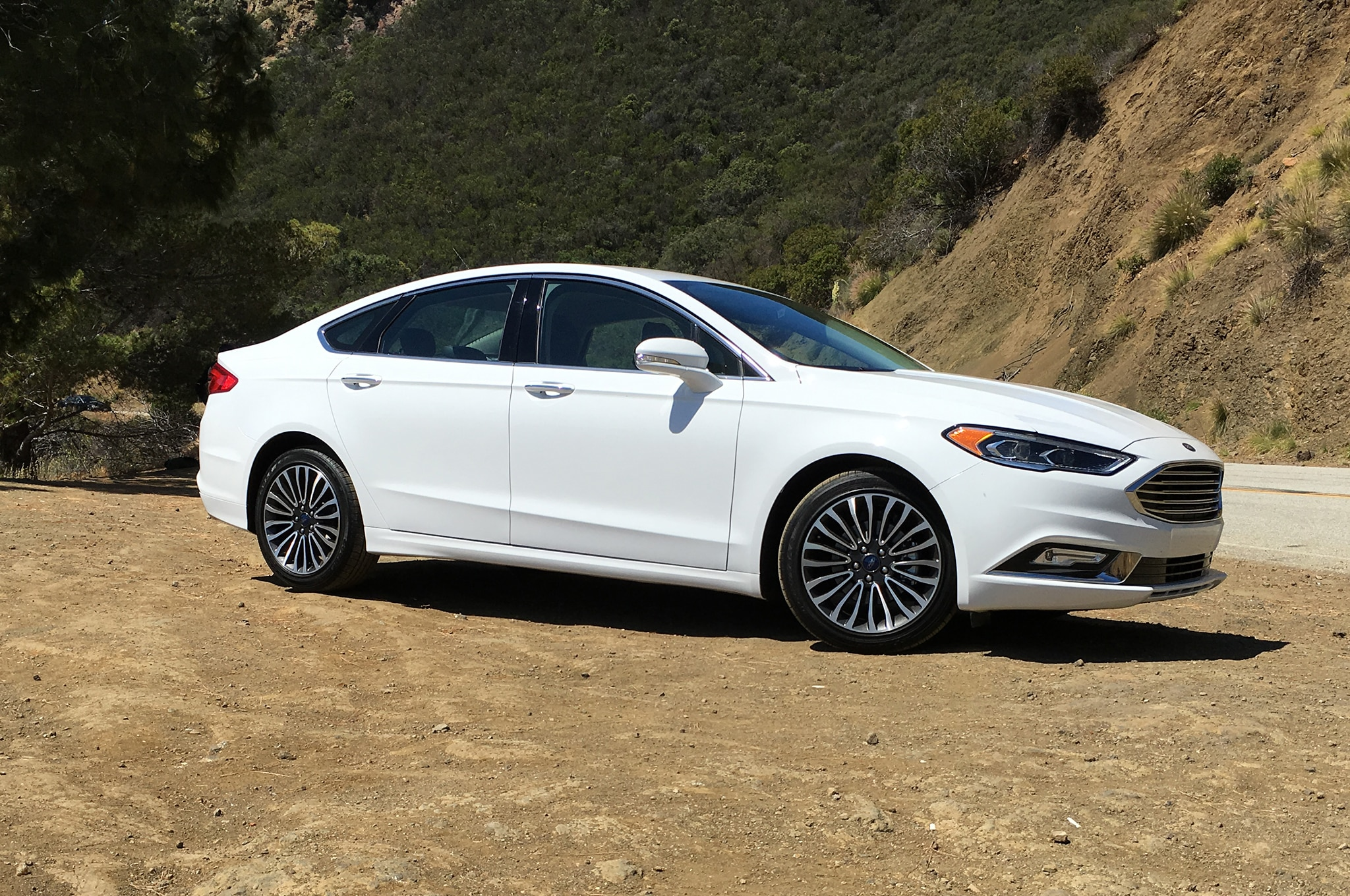 Creative 2017 Ford Fusion Review