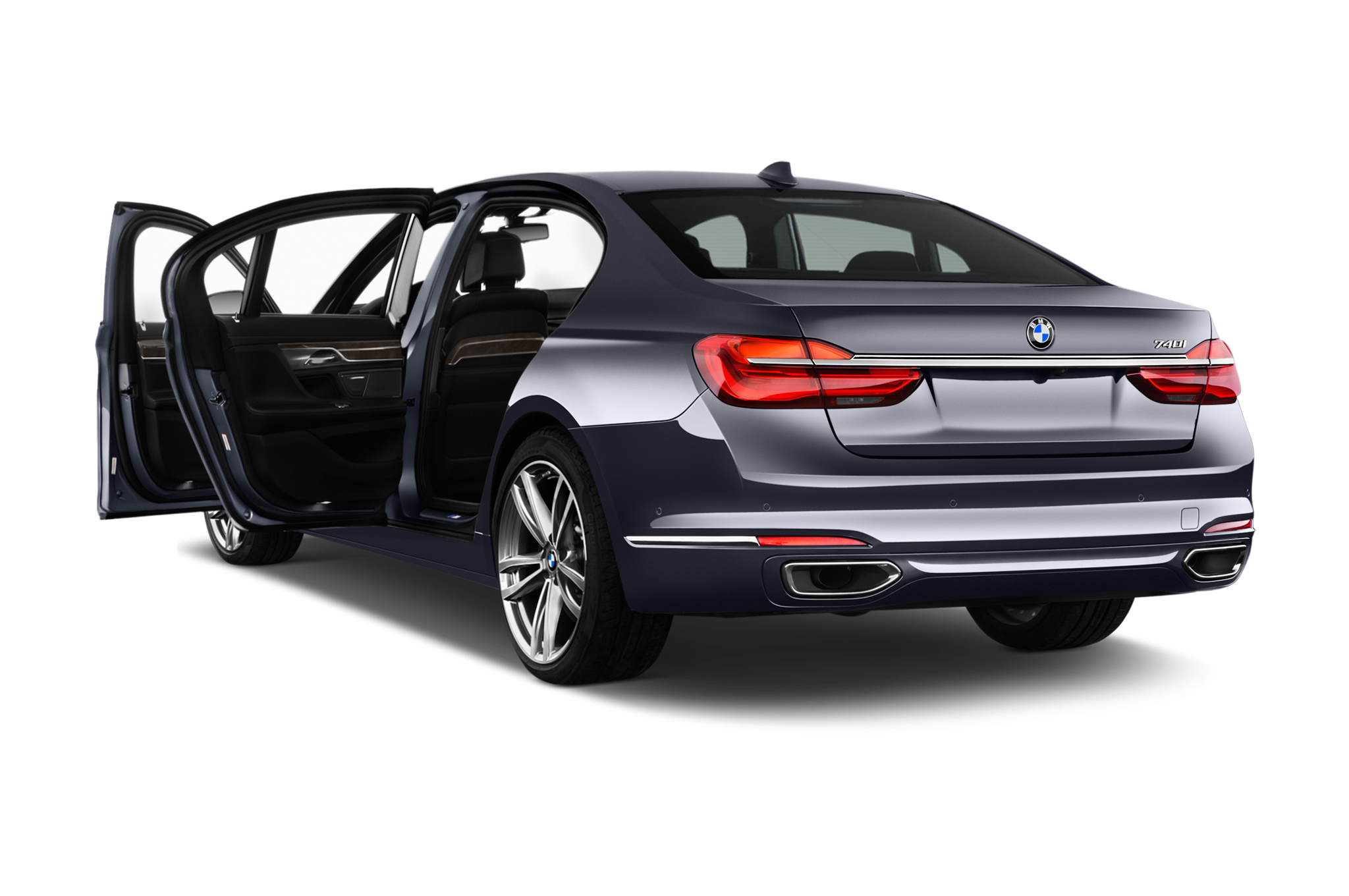 Bmw 7 Series Best Luxury Cars: 2017 BMW Alpina B7 XDrive Is A 600-HP, 193-MPH Luxury Sedan