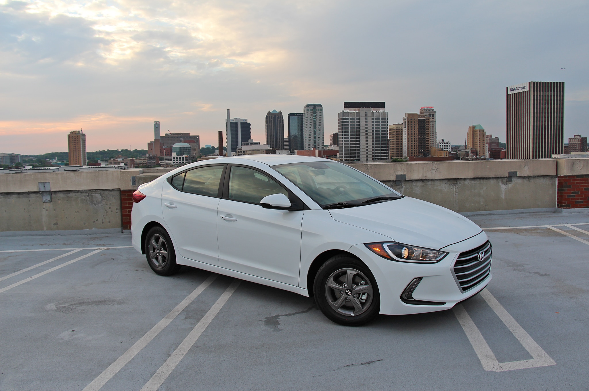 2017 hyundai elantra eco to start at 21 485 automobile magazine. Black Bedroom Furniture Sets. Home Design Ideas
