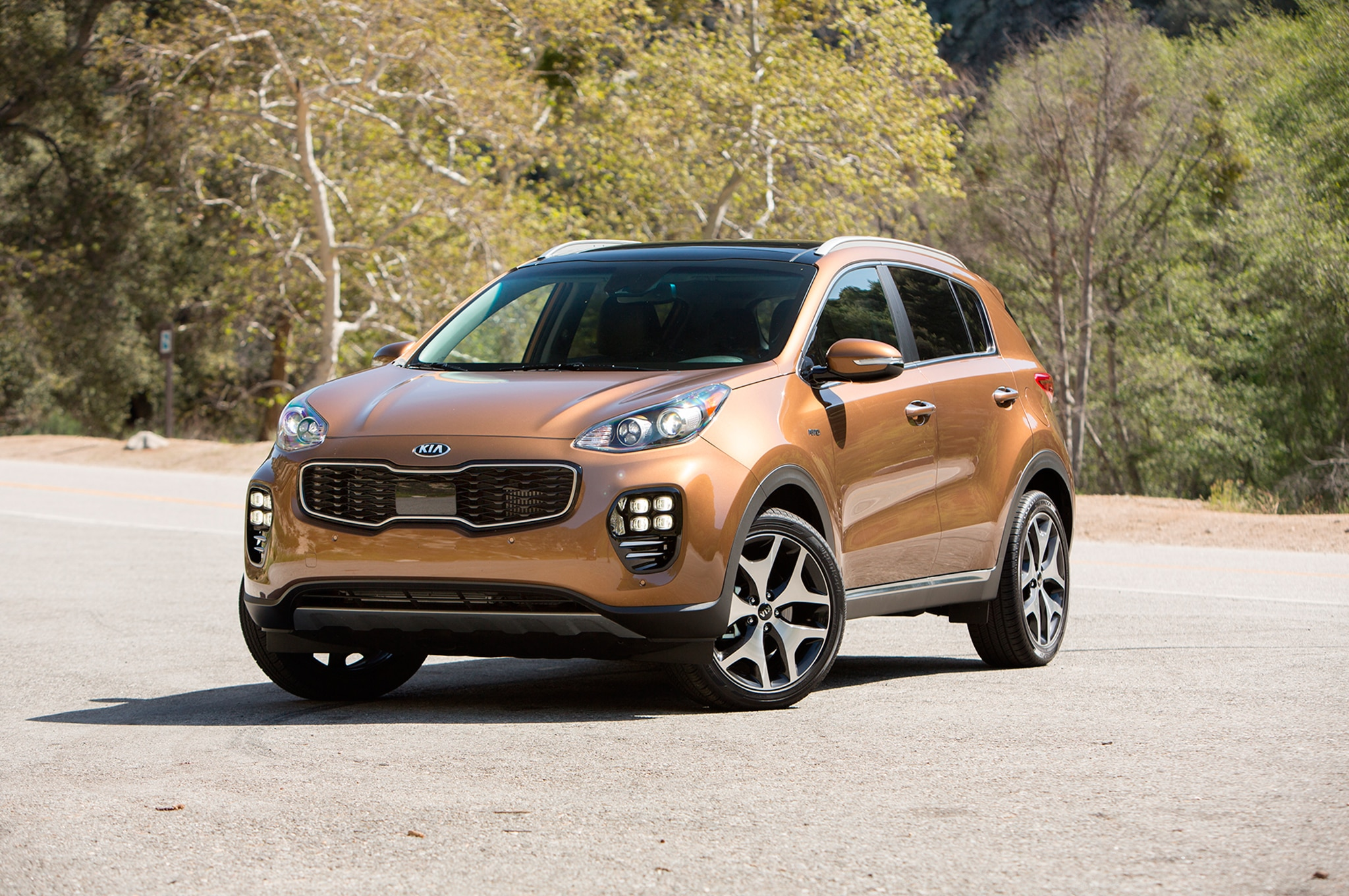 2017 kia sportage ex awd review update 5 motor trend autos post. Black Bedroom Furniture Sets. Home Design Ideas