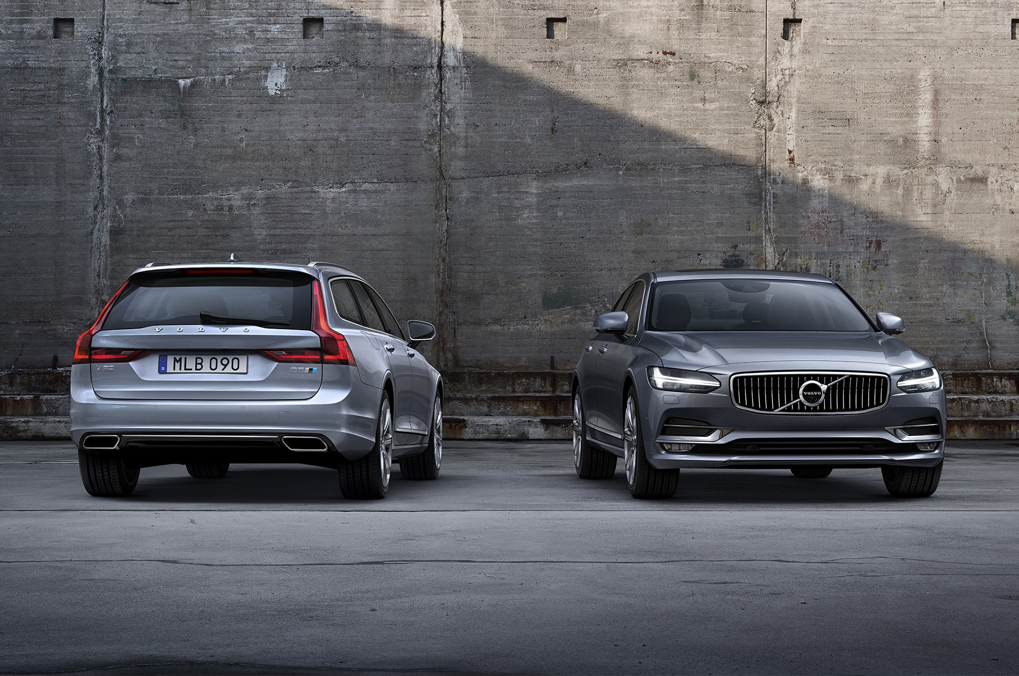 Excellent 2017 Volvo S90 Luxury Sedan Fully Revealed With XC90
