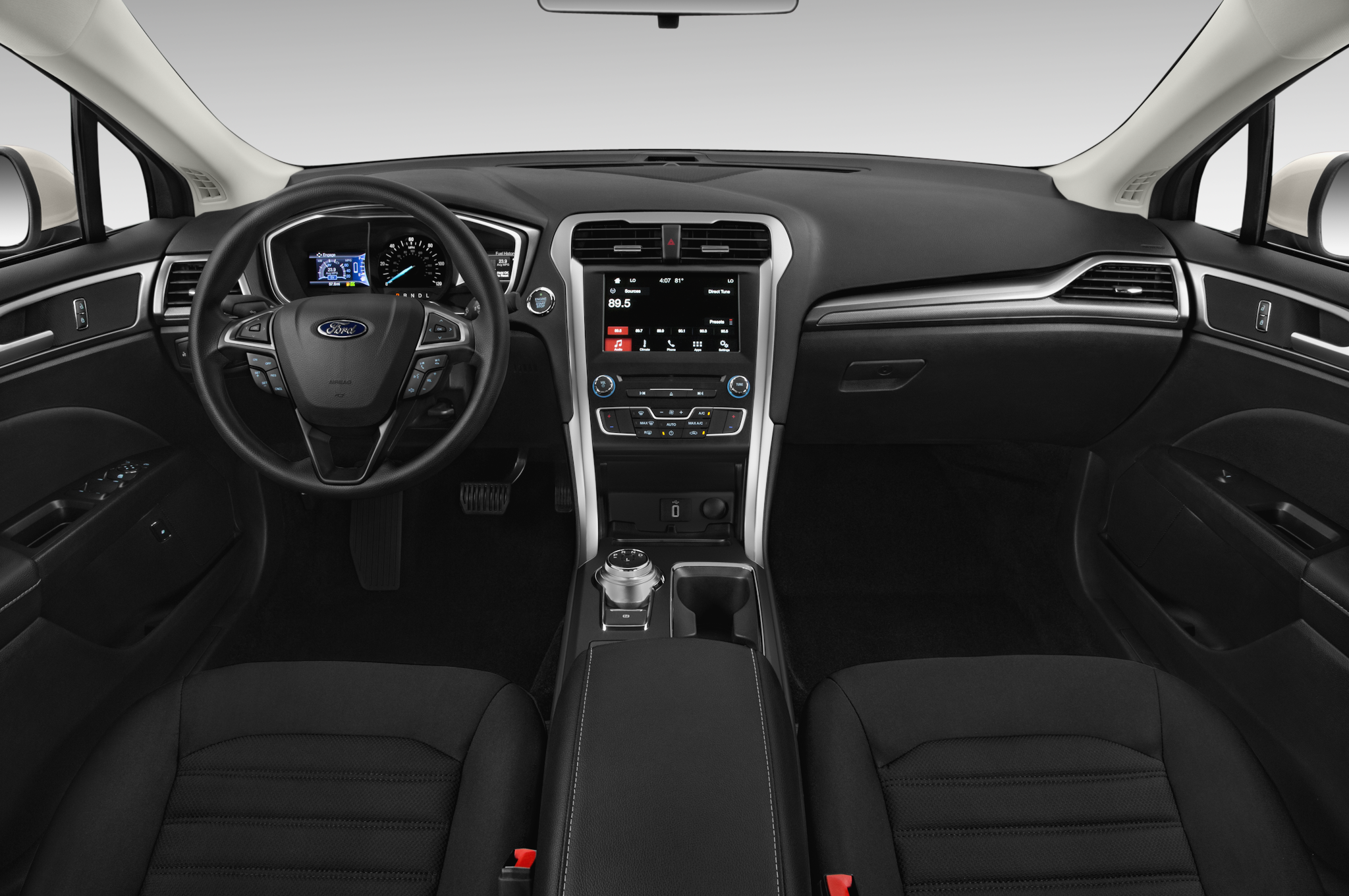 Updated Ford Fusion Hybrid Autonomous Car Looks Sleek