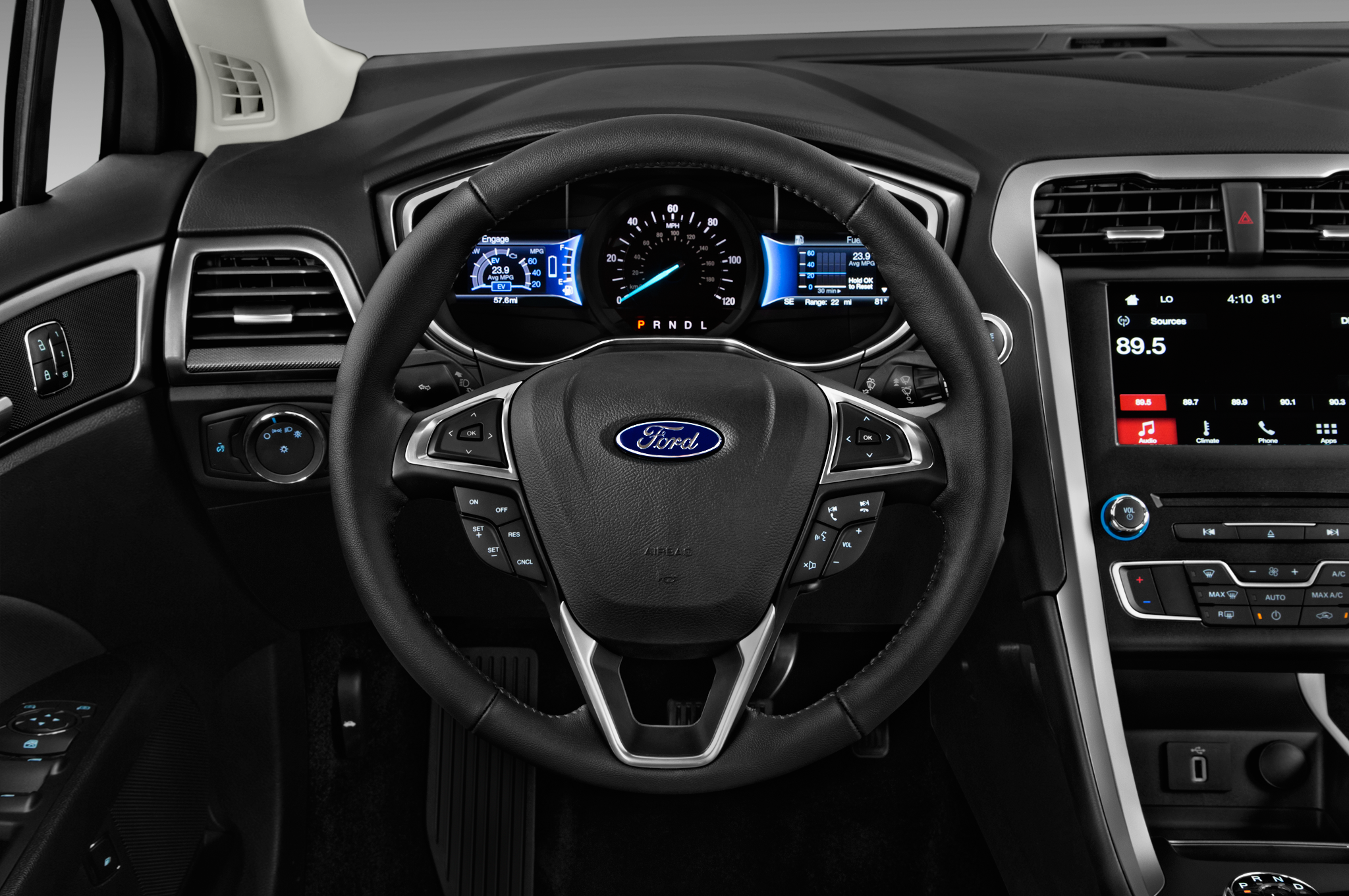 Mpg 2017 Ford Fusion