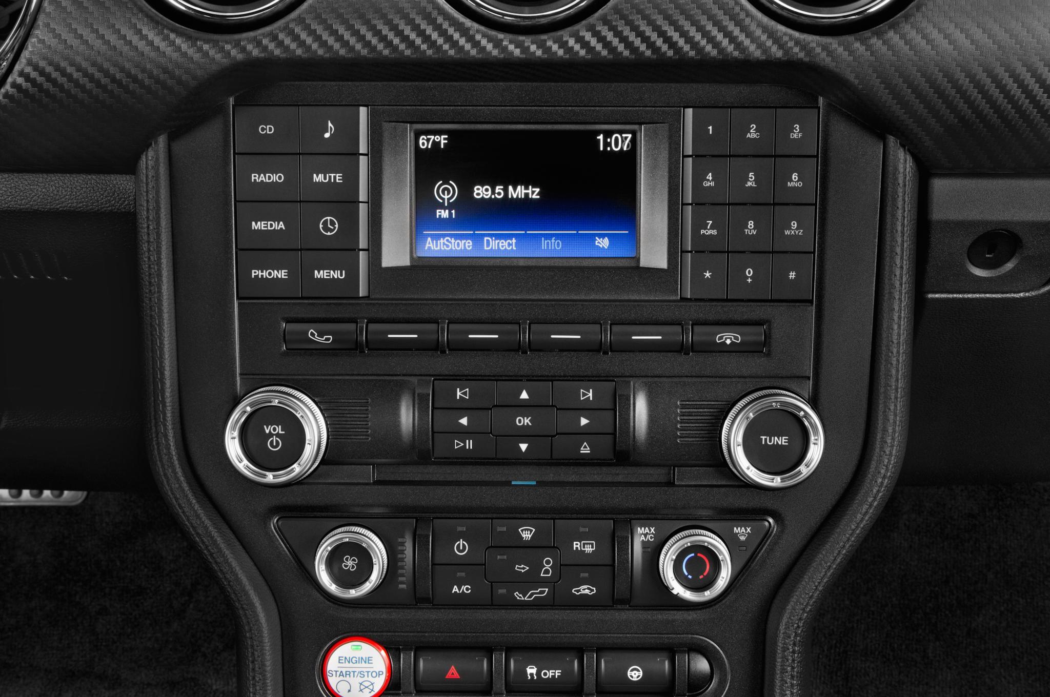 Ford Mustang Xm Radio