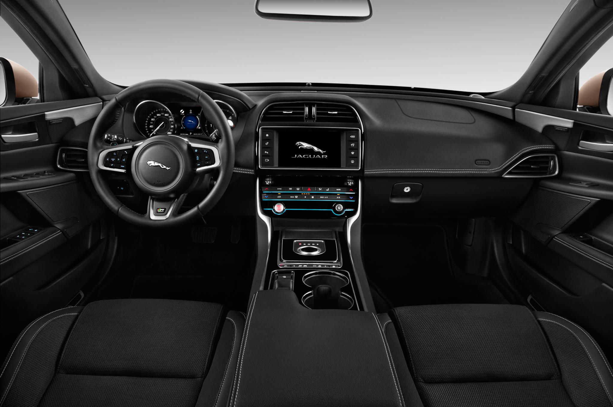 2017 Jaguar Xe 35t R Sport One Week Review Automobile